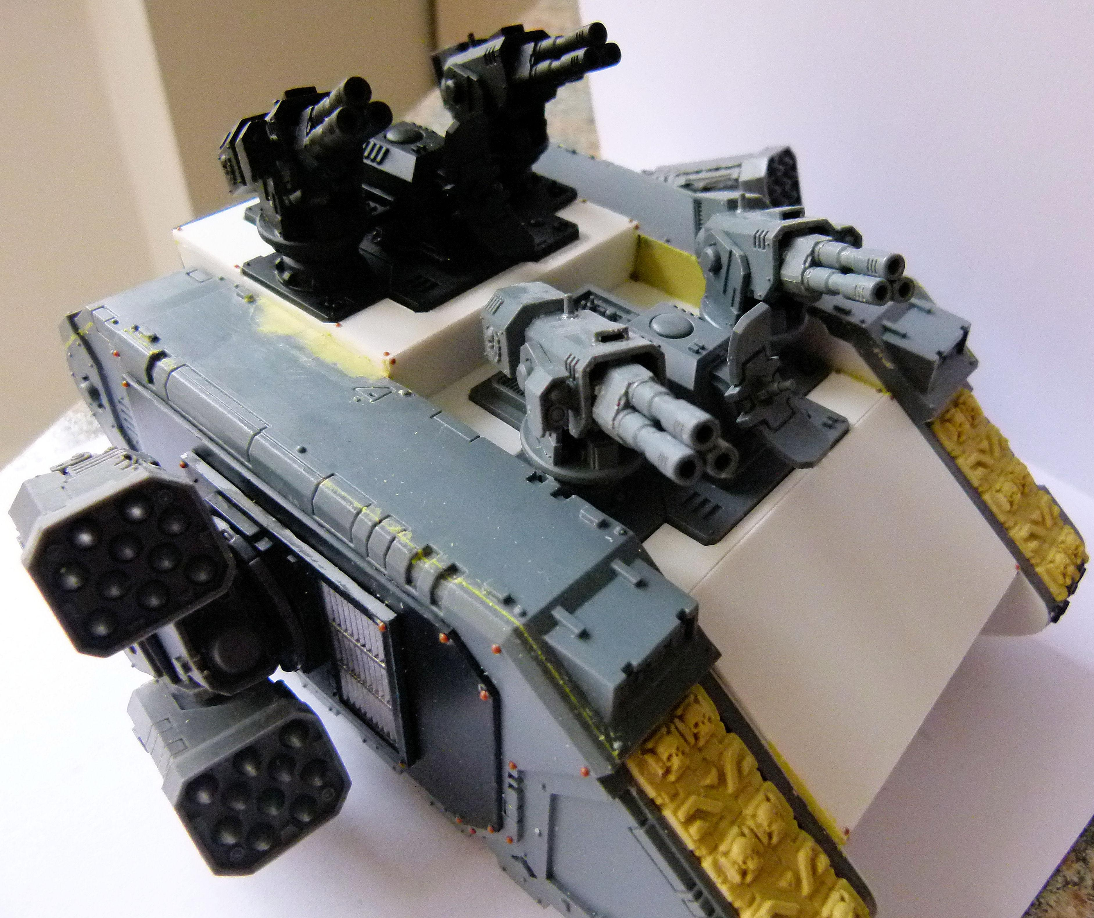 Flak Land Raider Completed Top