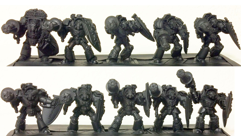 Army, Dark Angels, Darkangels, Space Marines, Tactical Dreadnought Armour, Terminator Armor, War, Warhammer 40,000, Warhammer Fantasy