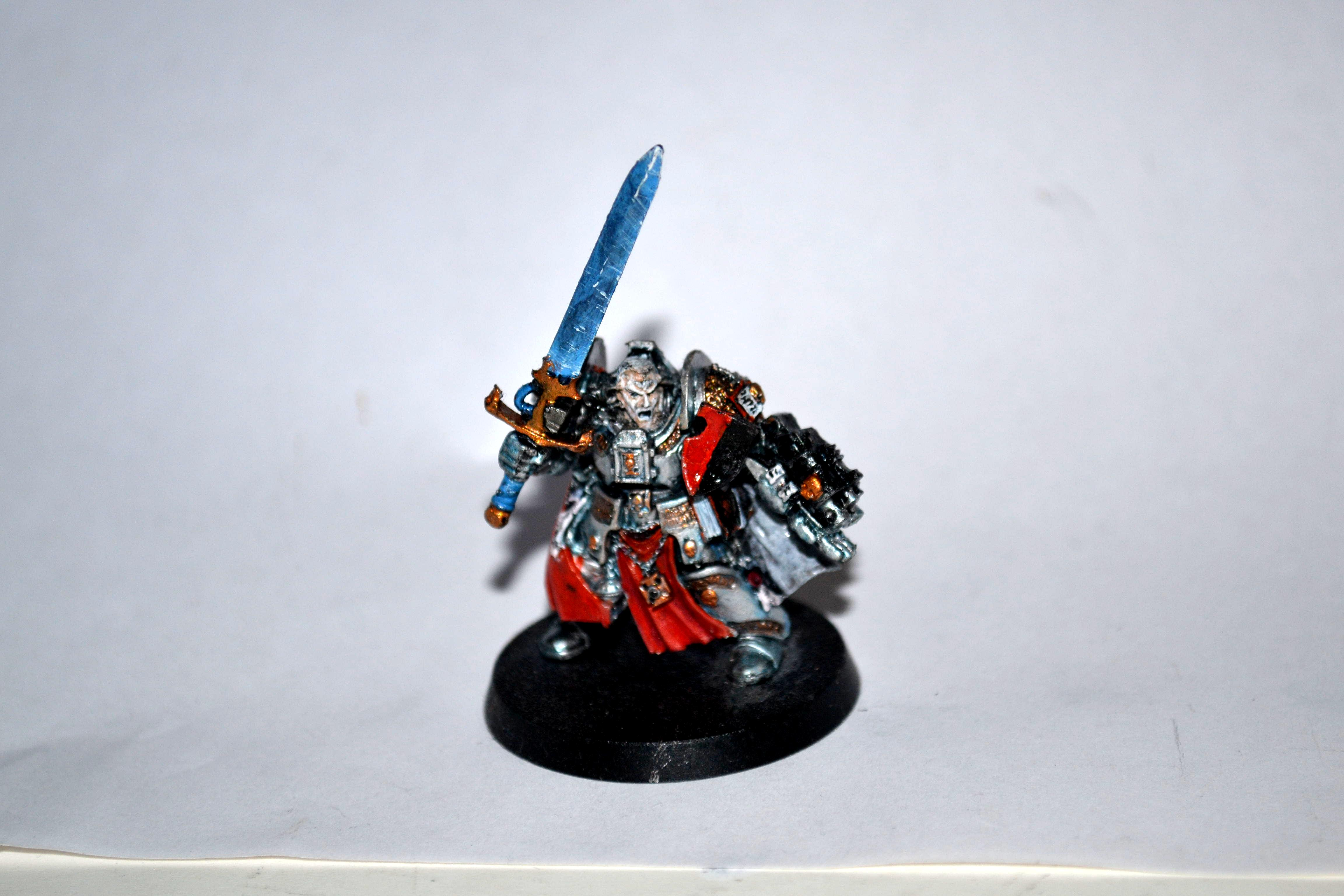 Gray Knights, Stern, Brother-capitain Stern