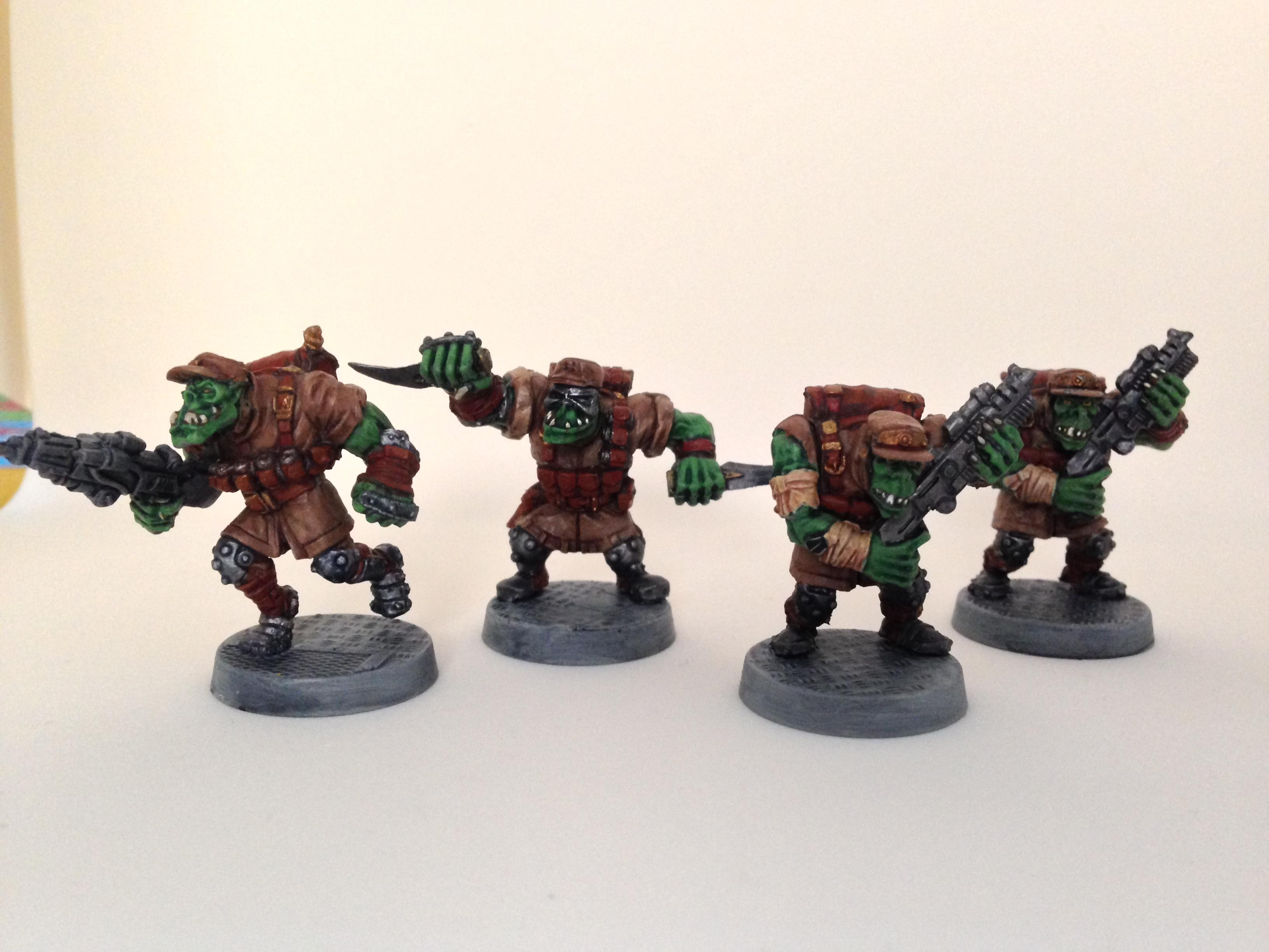 Deadzone, Mantic, Marauders