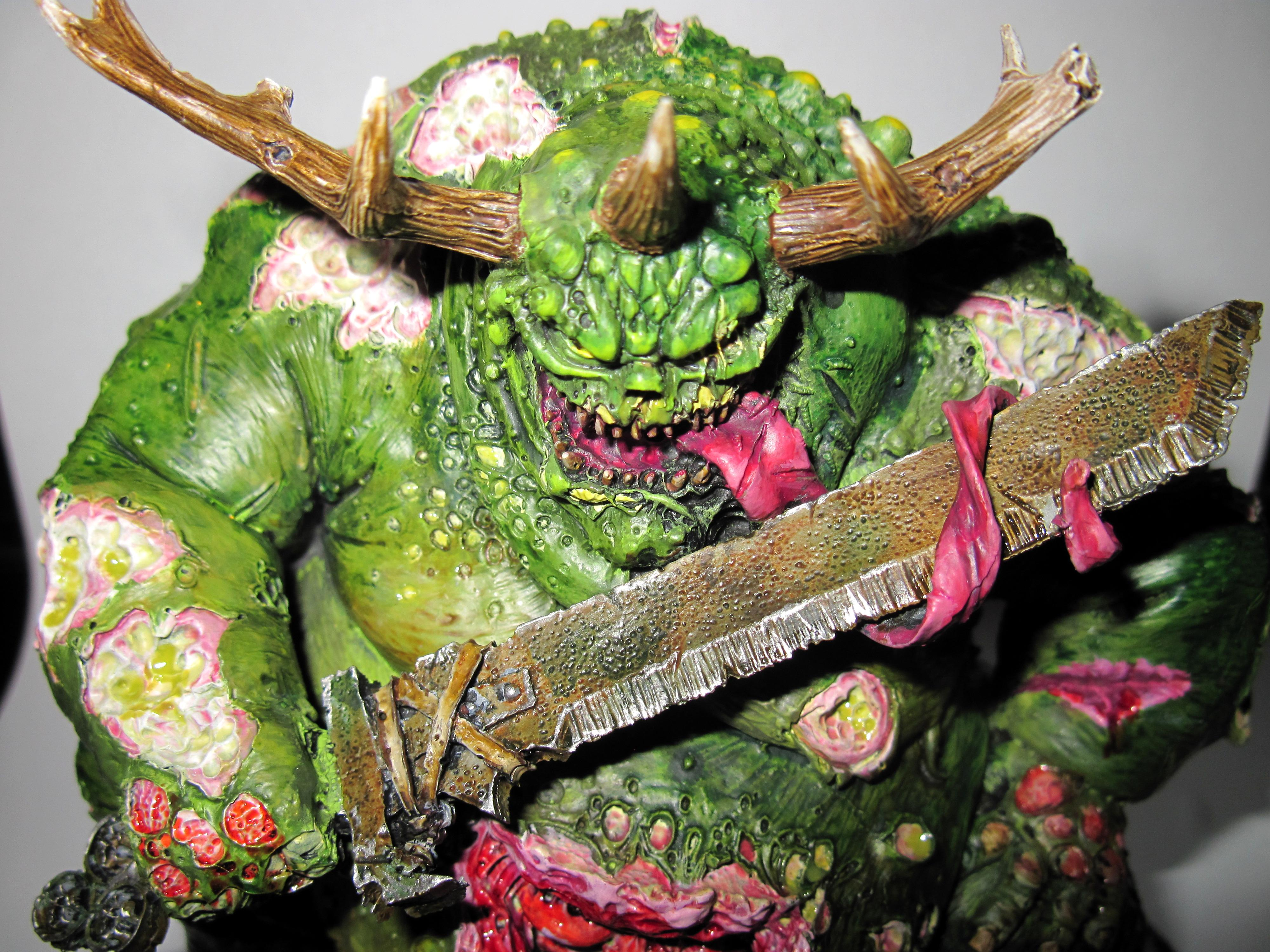 Forge World, Great Unclean One, Guo, Nurgle