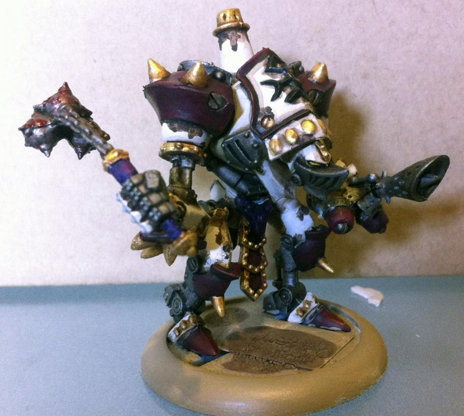Protectorate of Menoth Repenter