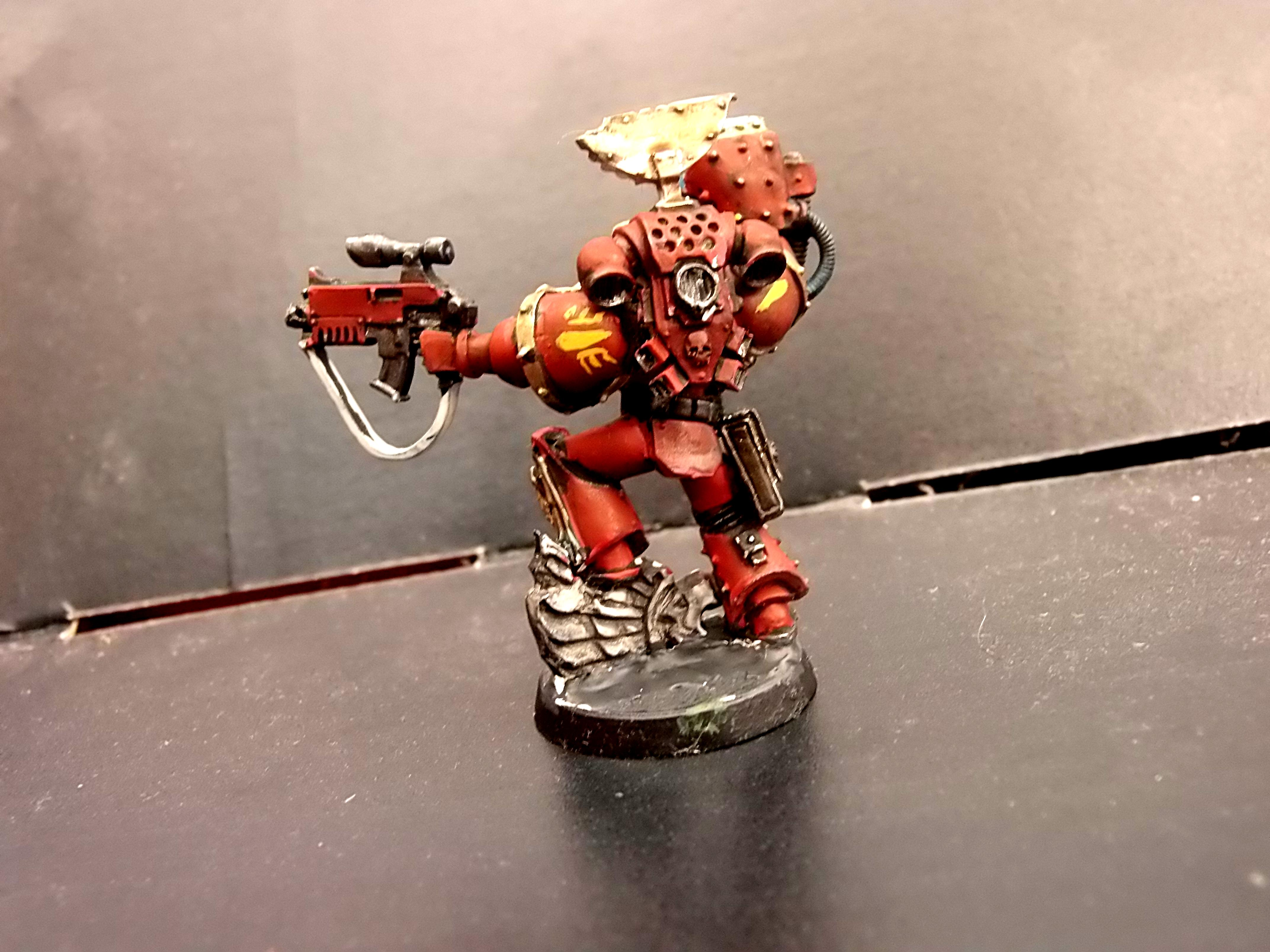 Blood Angels, Limited Edition, Power Armour, Sternguard, Warhammer 40,000