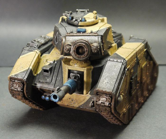 Am, Astra Militarum, Battle Tank, Demolisher, Imperial Guard, Leman Russ, Tank, Weathered