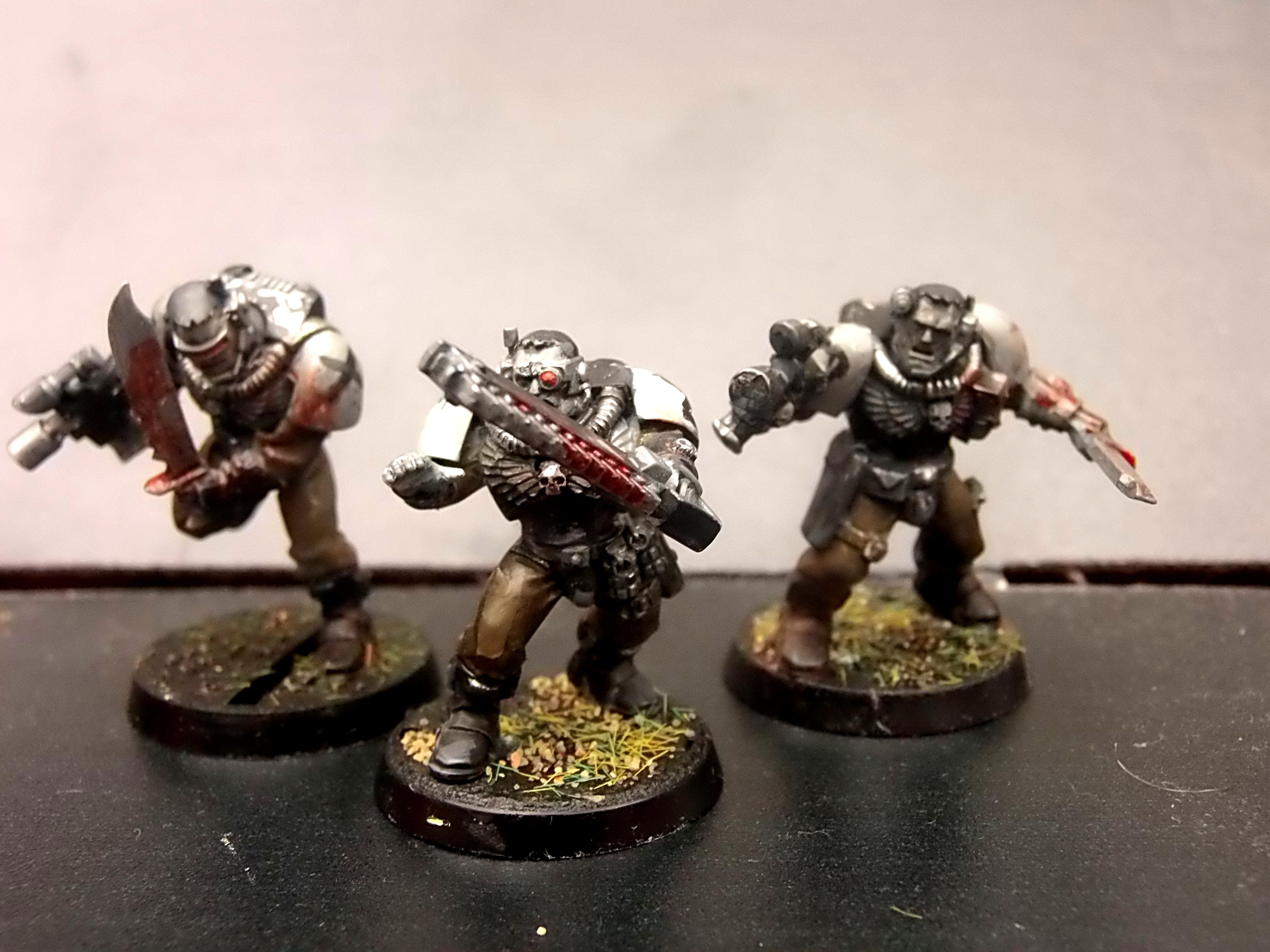 Raven Guard, Scouts, Space Marines, Warhammer 40,000