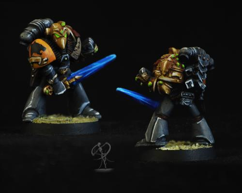 Astral Claws, Badab War, Rogue Trader, Space Marines, Warhammer 40,000
