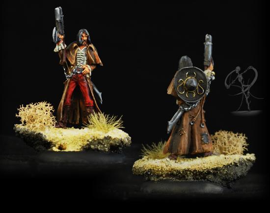 Guild, Malifaux, Westerns