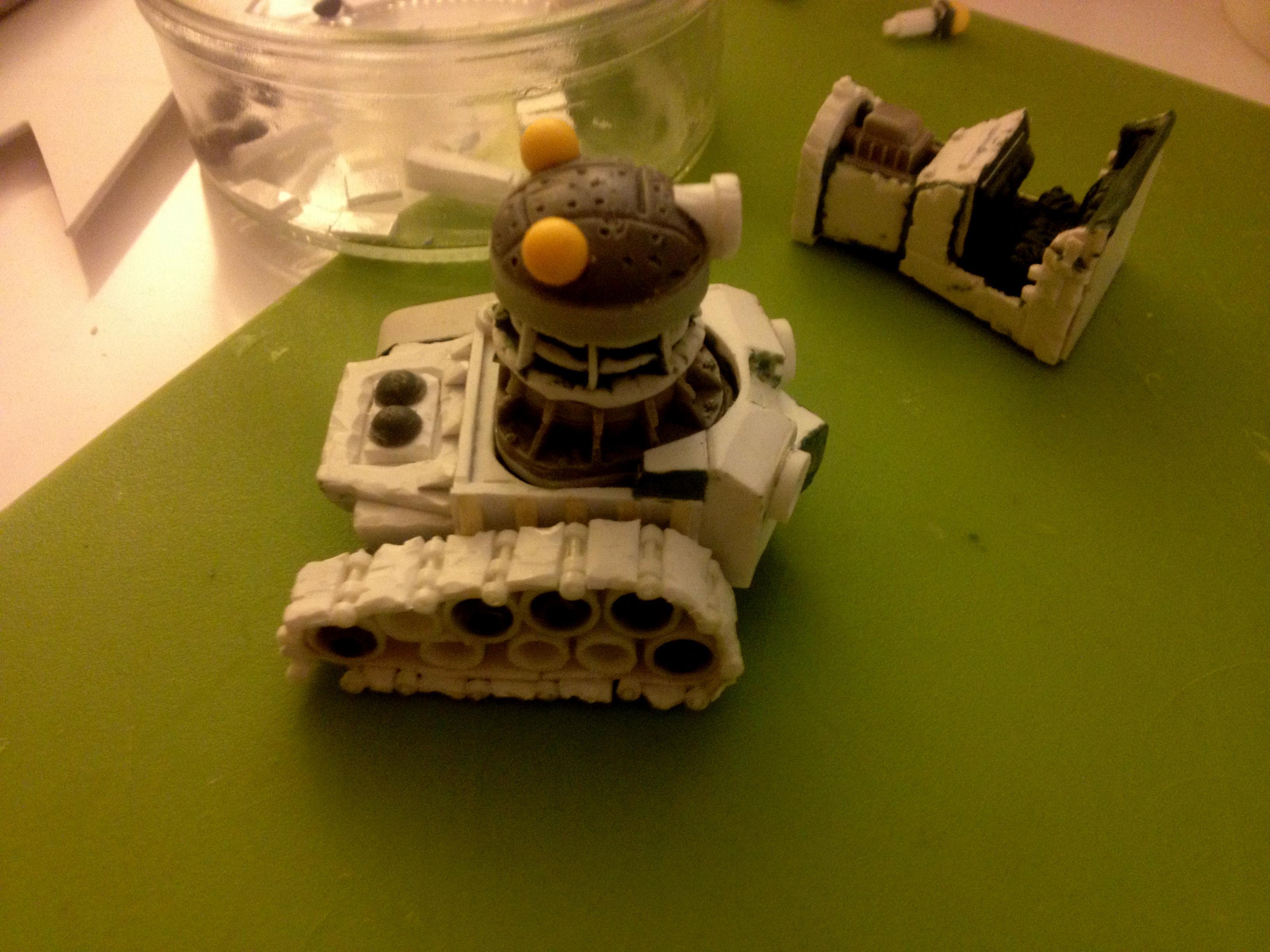Rebel Grot Gnarlik Tank 1