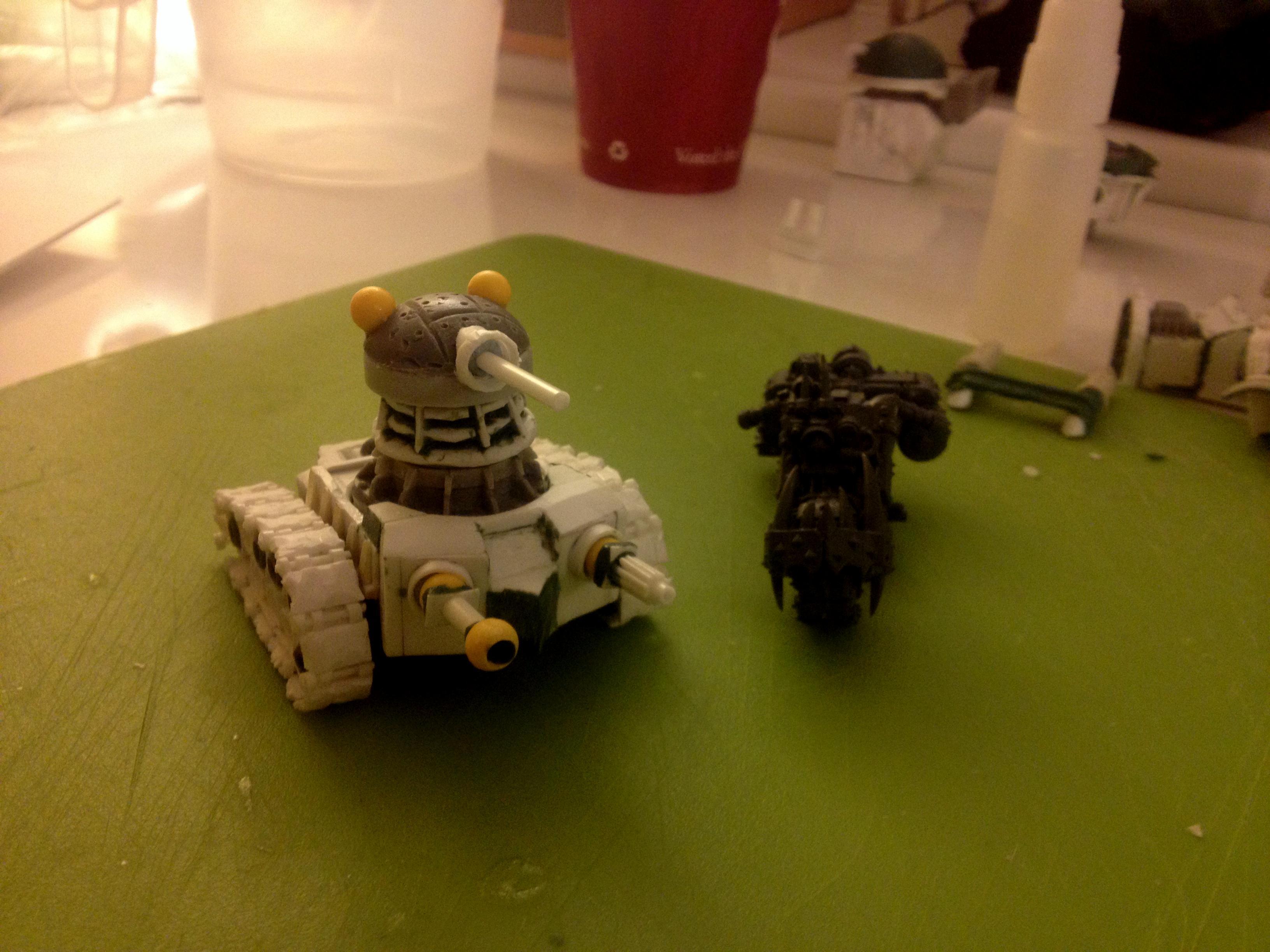 Rebel Grot Gnarlik Tank 2