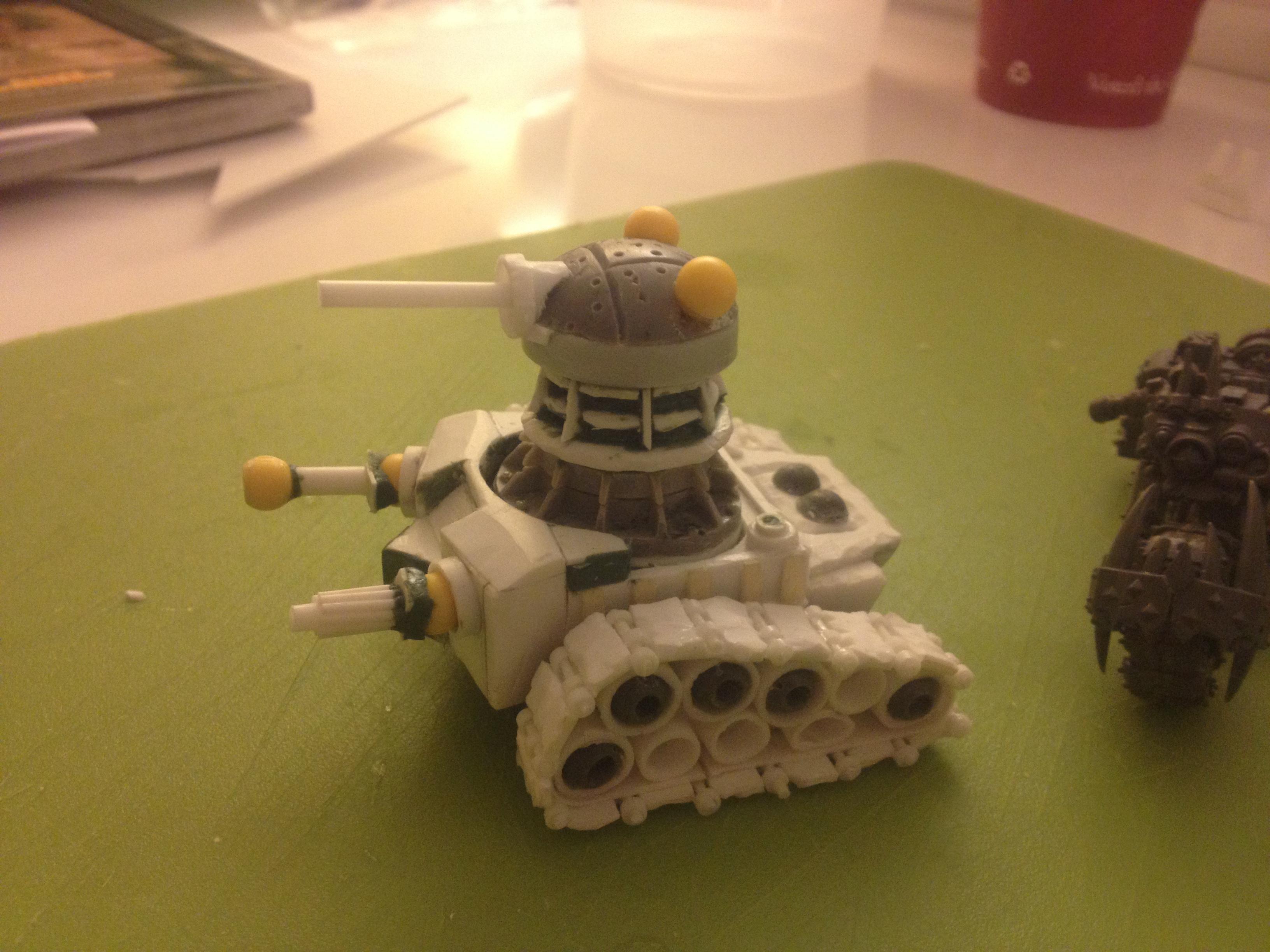 Rebel Grot Gnarlik Tank 3