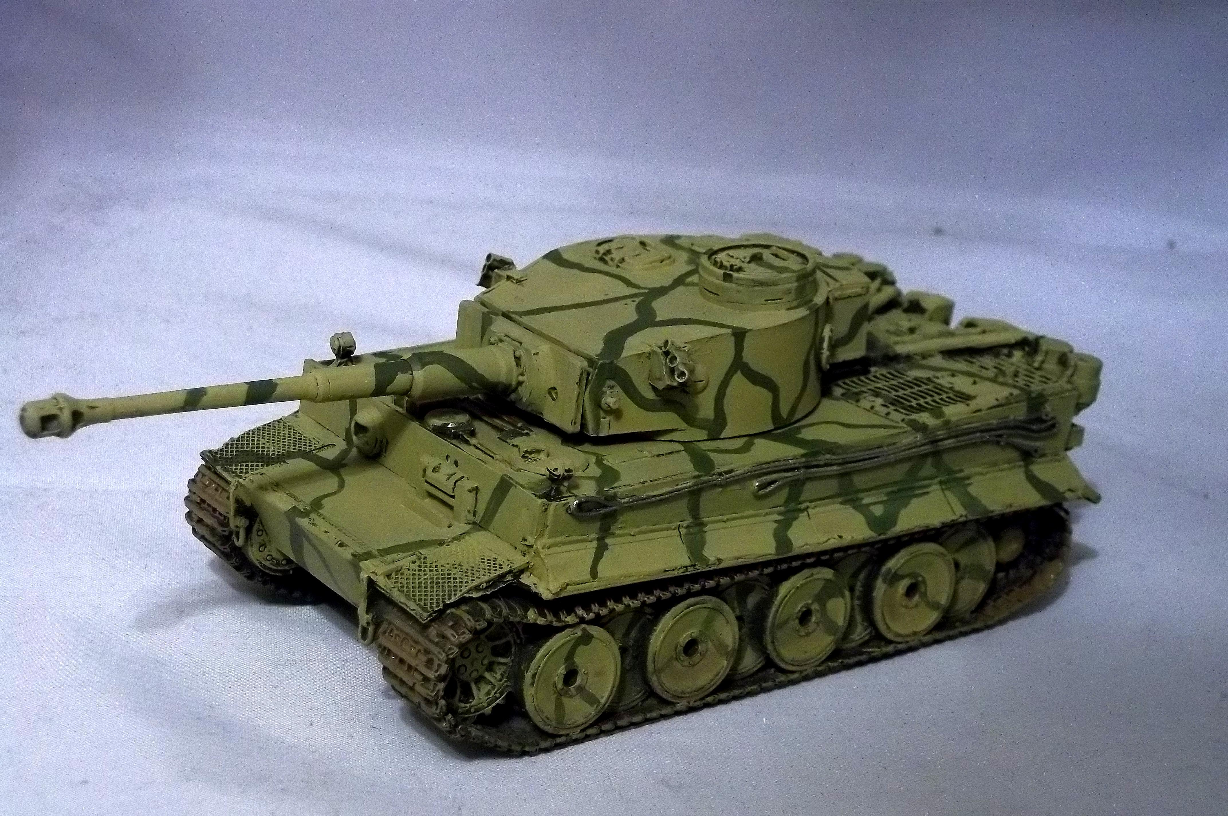 Bolt Action, Tiger Tank, Tutorial, World War 2