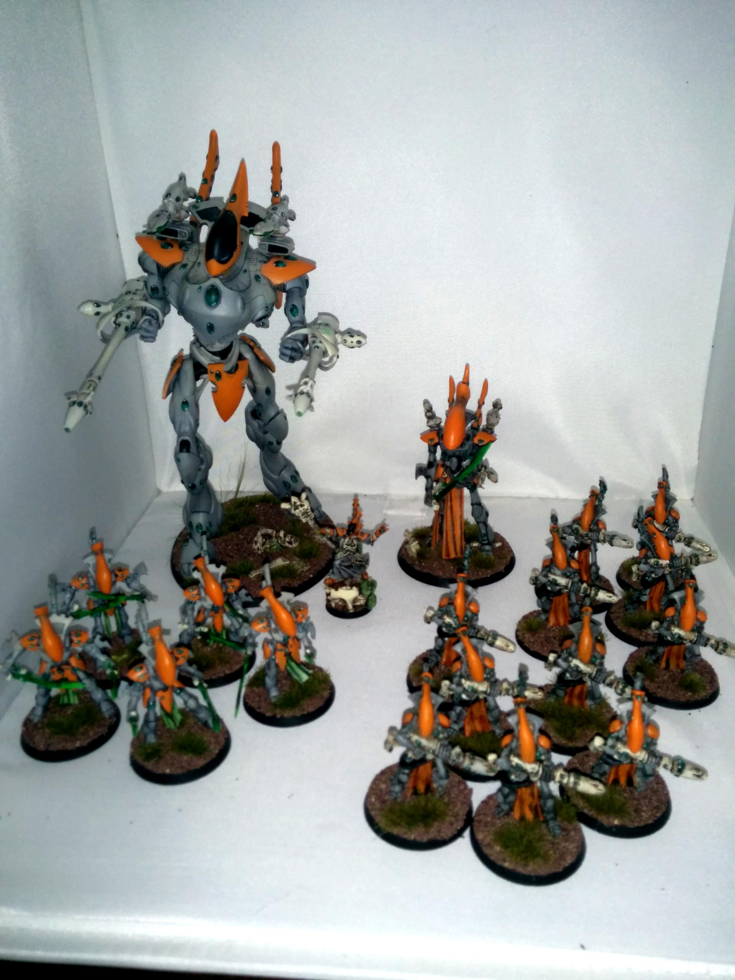Eldar, Warhammer 40,000, Yme Loc