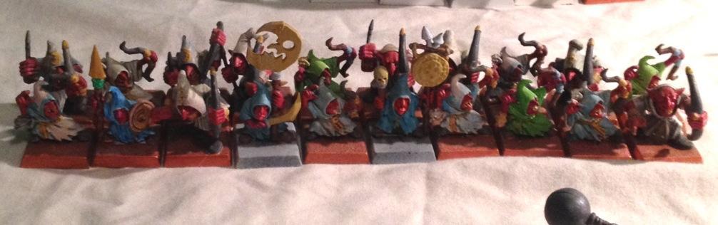 night goblins w short bows