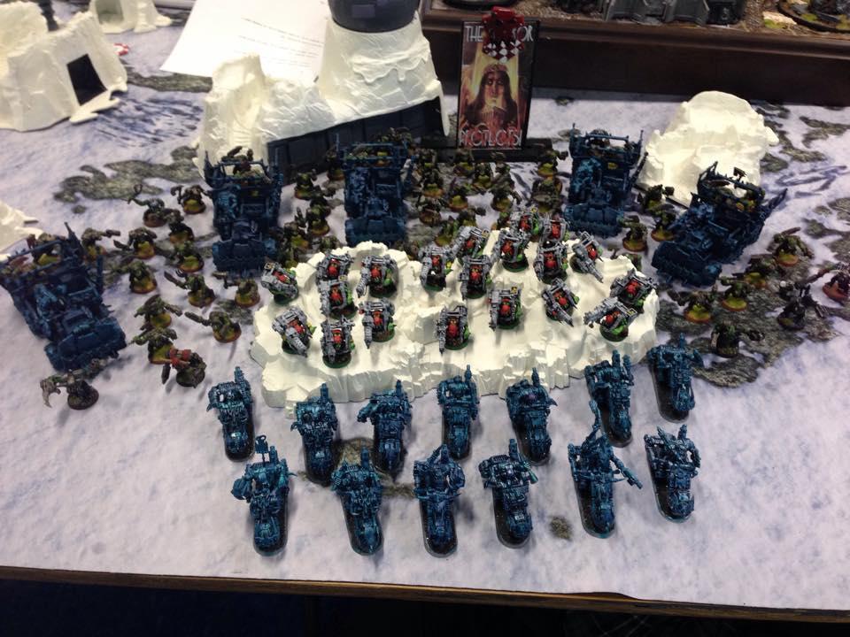 Grand Tournament, Soflo, Warhammer 40,000