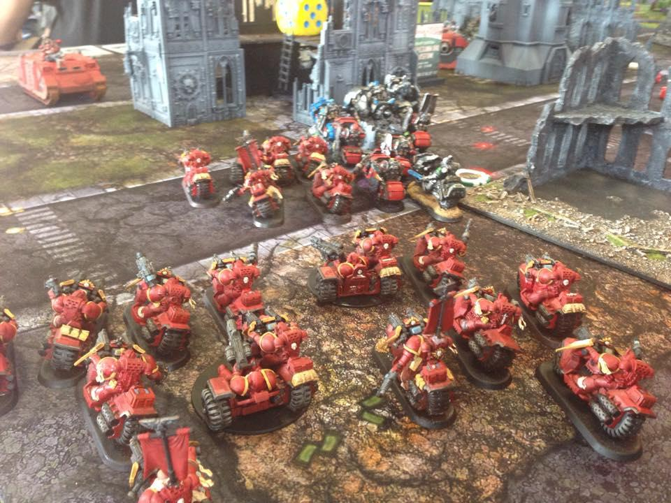 Grand Tournament, Soflo, Warhammer 40,000