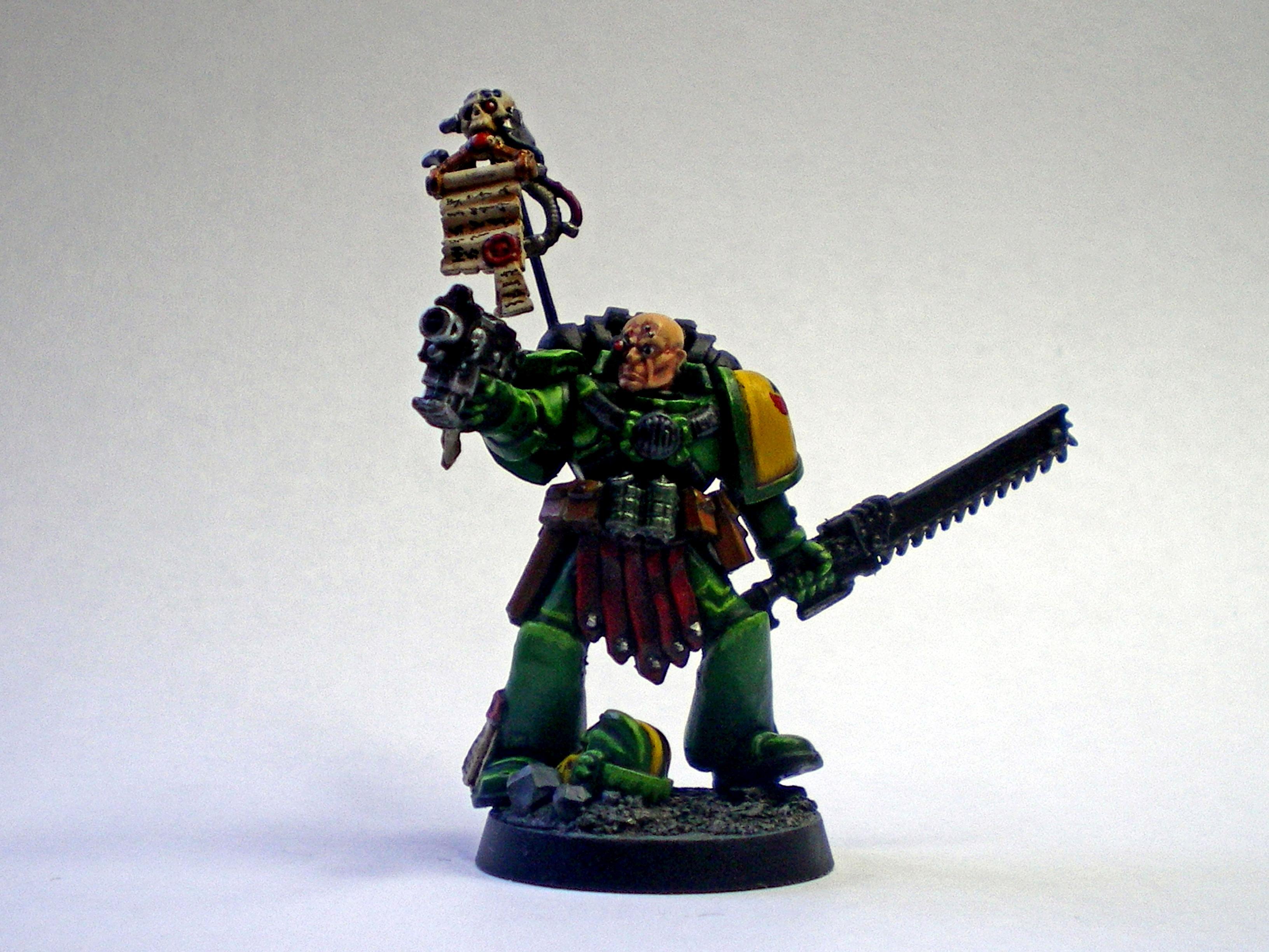 Mantis Warrior, Space Marines, Warhammer 40,000