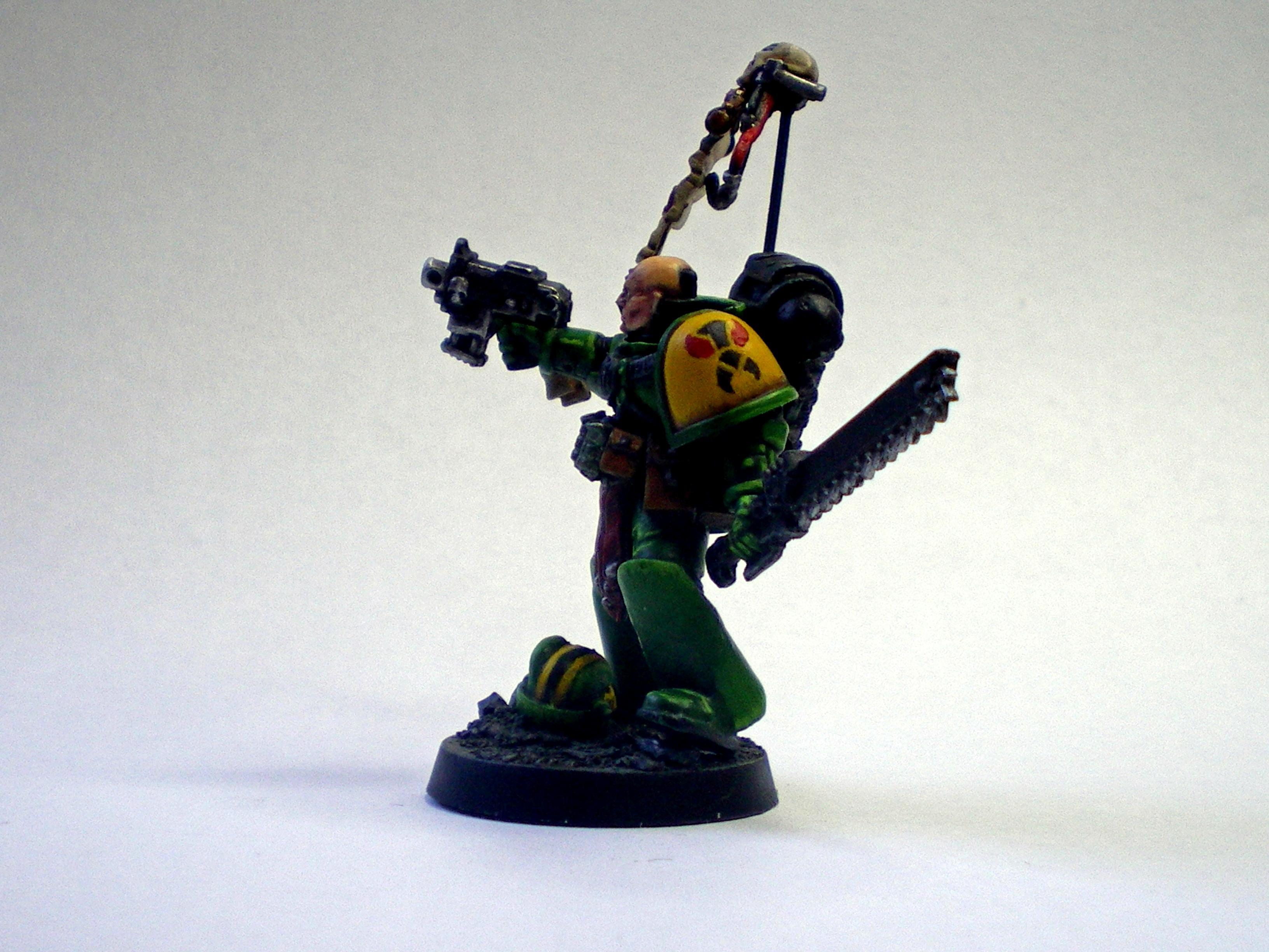 Badab War, Mantis Legion, Mantis Warrior