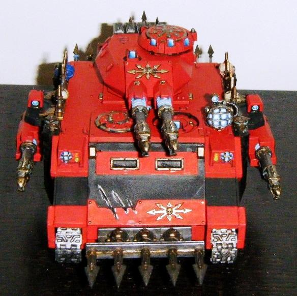 Armor, Laser, Predator updated