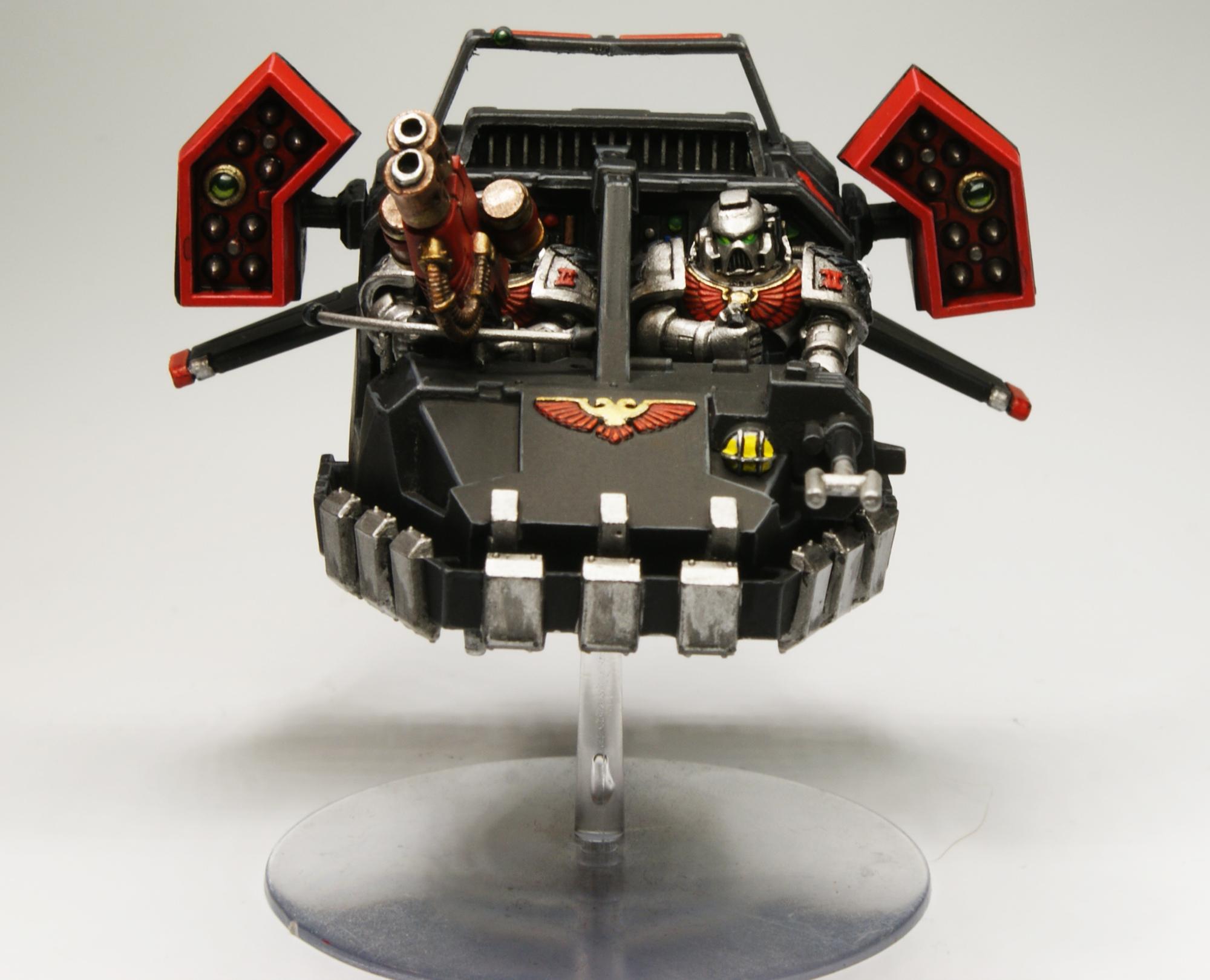 Doom Eagles, Space Marines