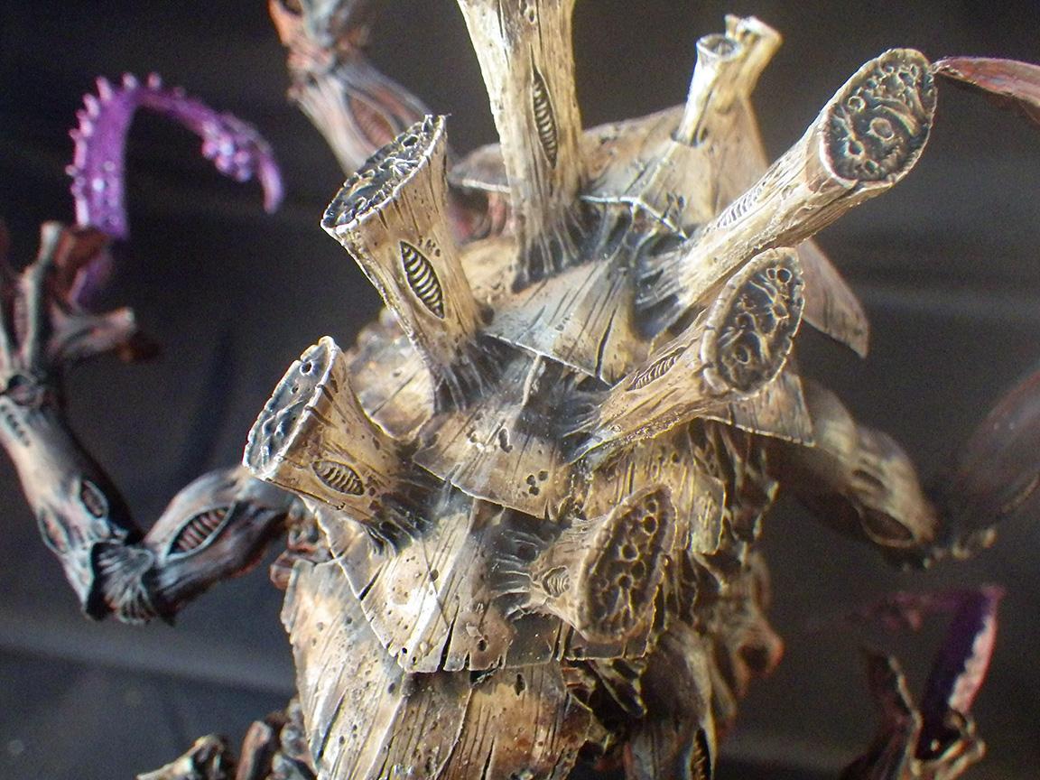 Carapace, Dimachaeron, Monstrous Creatures, Tyranids