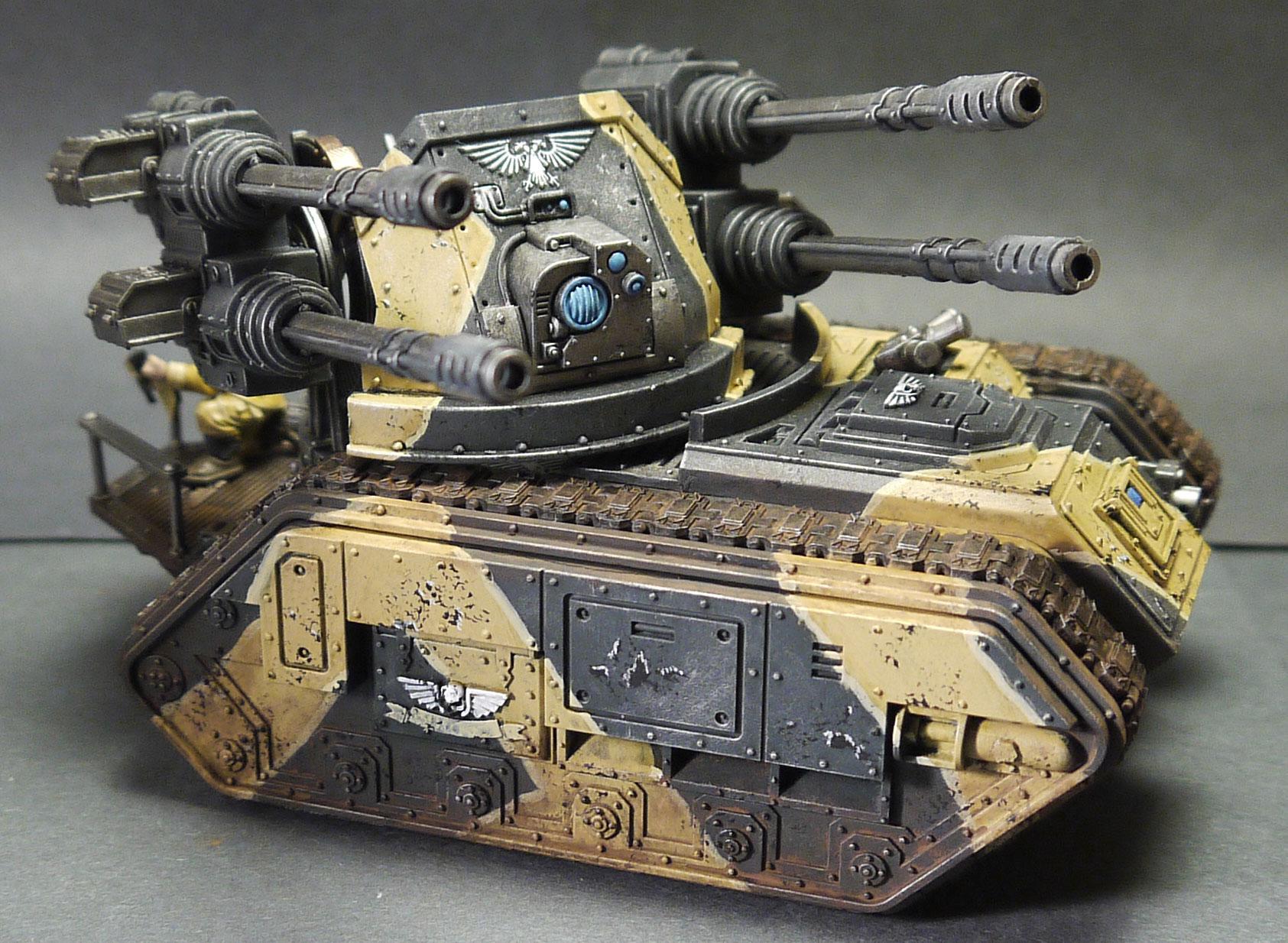 Am, Astra Militarum, Imperial Guard, Wyvern