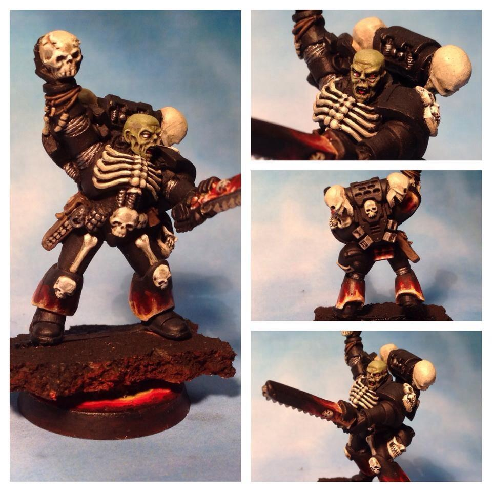 Centurius, Legion Of The Damned, Limited Edition, Out Of Production, Sergeant
