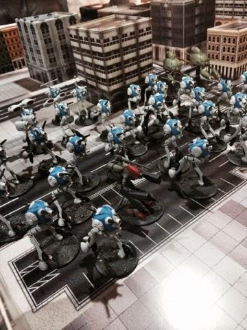 Robotech, Robotech Tactics, Zentradi