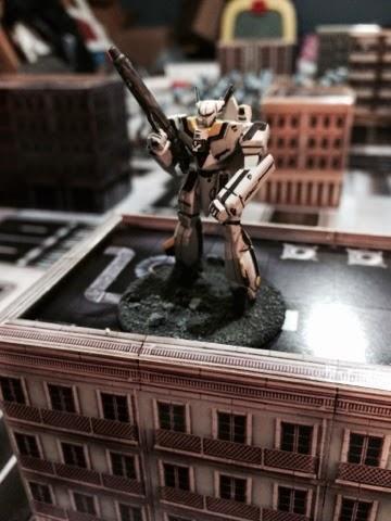 Robotech, Robotech Tactics, Valkyrie, Veritech