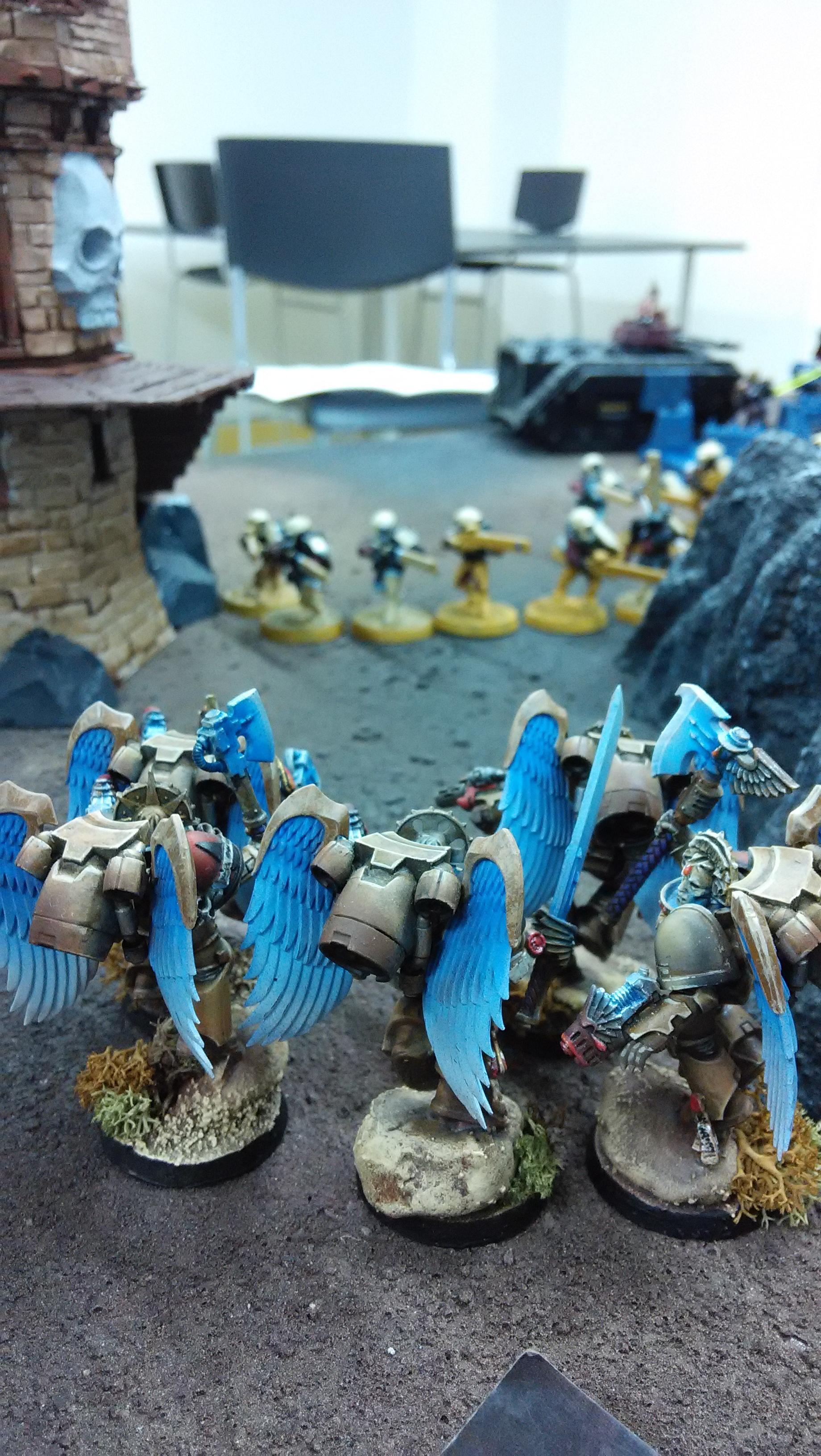 Alathril, Angel, Blood, Guard, Guardia, Sangrientos, Sanguinaria, Sanguinary, Warhammer 40,000, Warhammer Fantasy