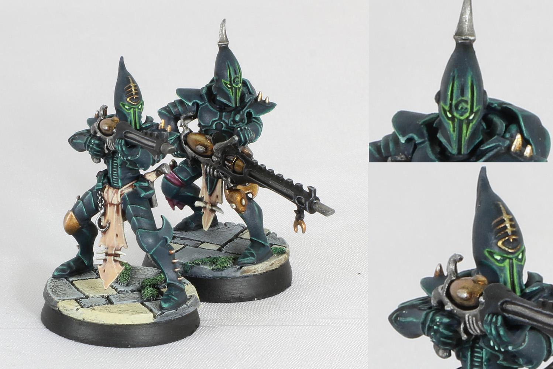 Dark Eldar, Kabalite, Warhammer 40,000, Warriors