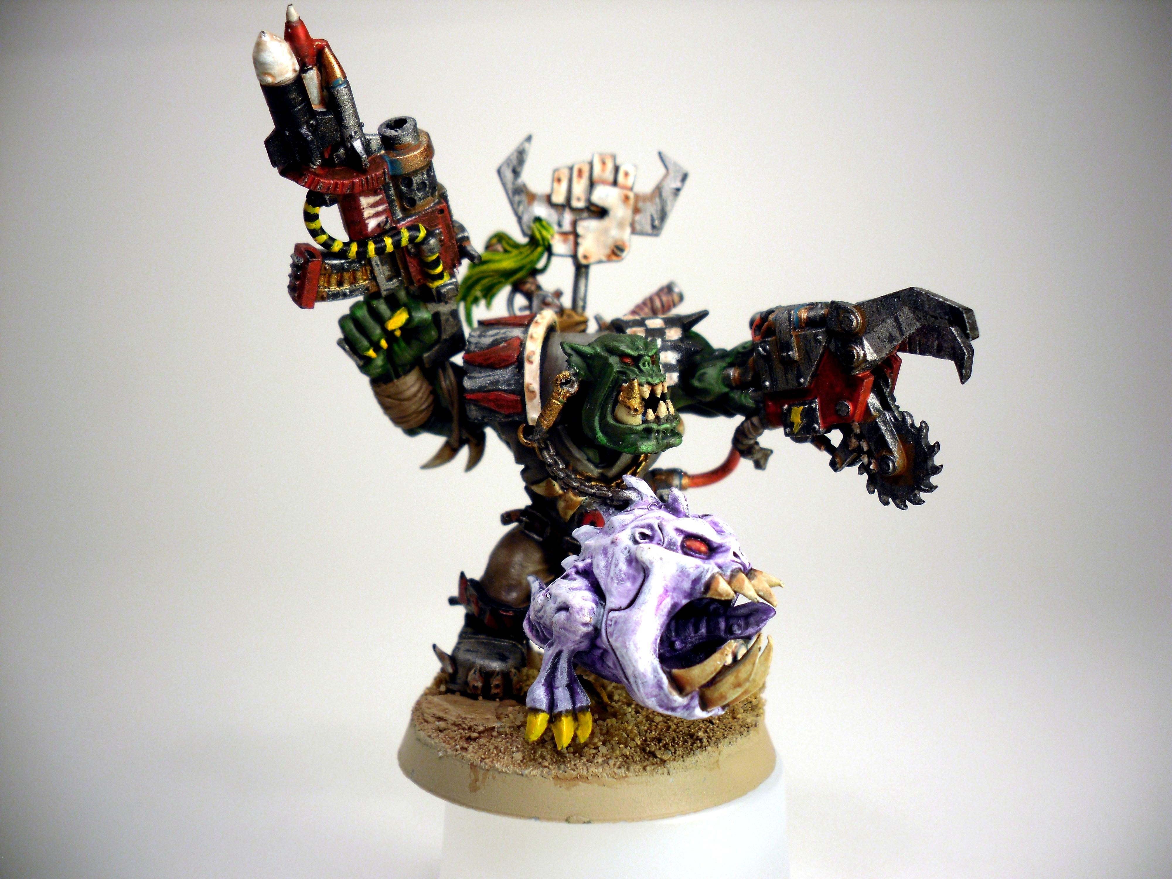 Headquarters, Orks, Warboss