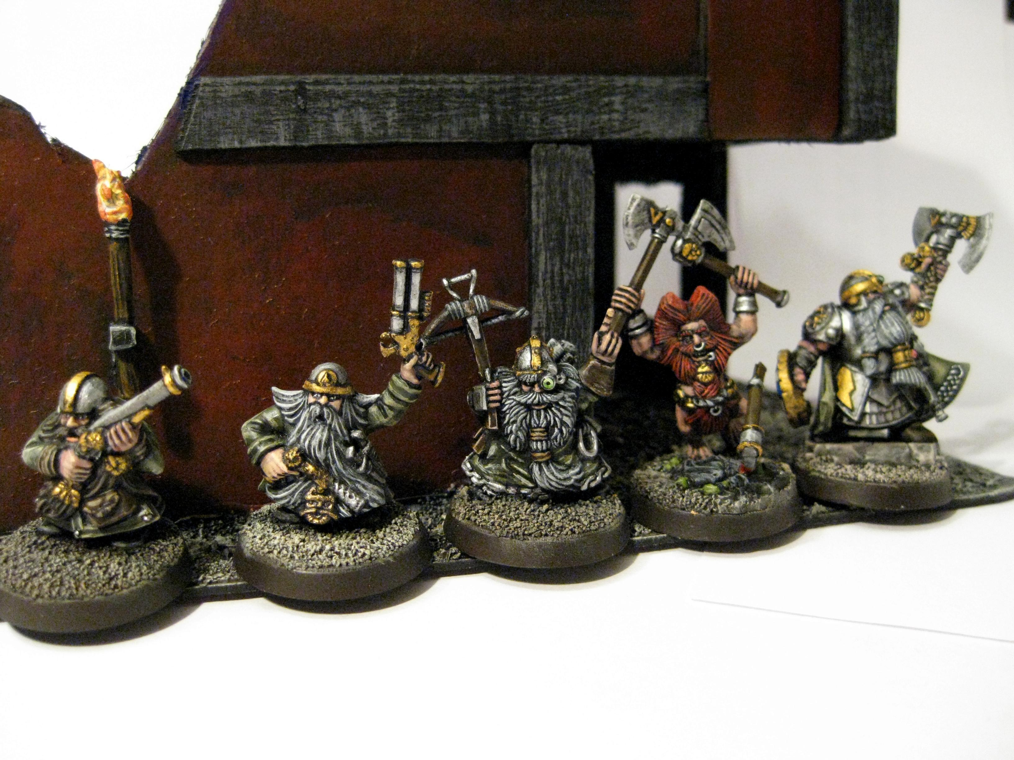 Dwarf Treasure Hunters, Dwarves, Hunters, Mordheim, Treasure