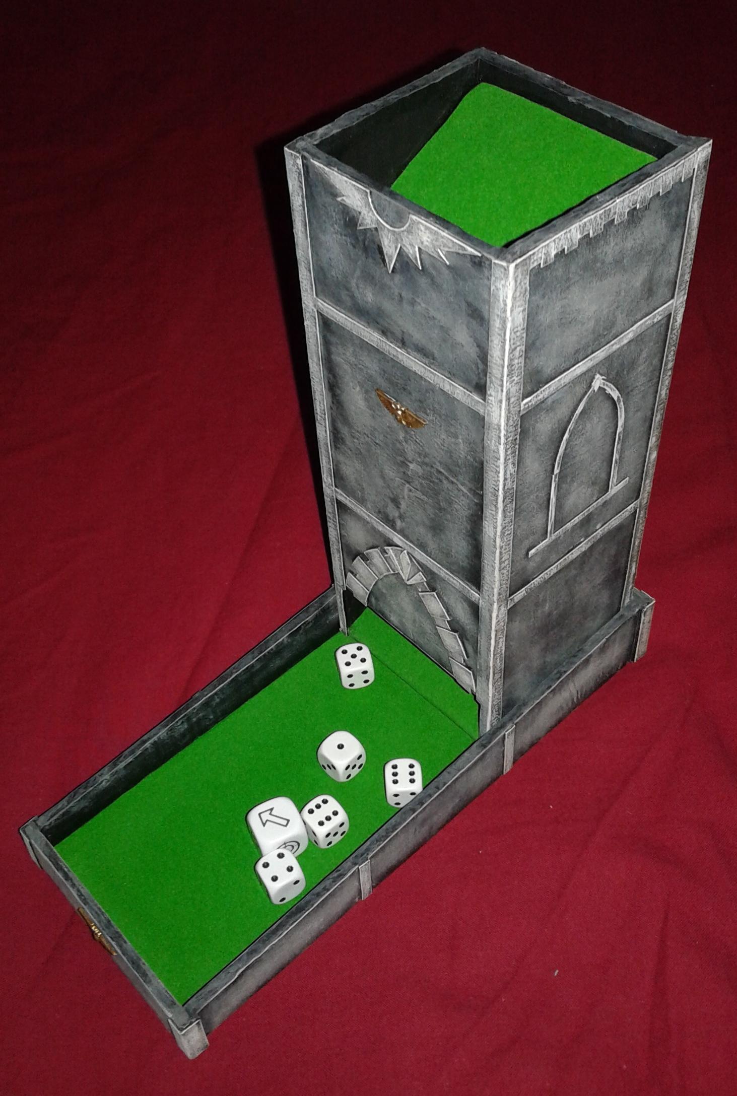 Papercraft, Warhammer 40,000