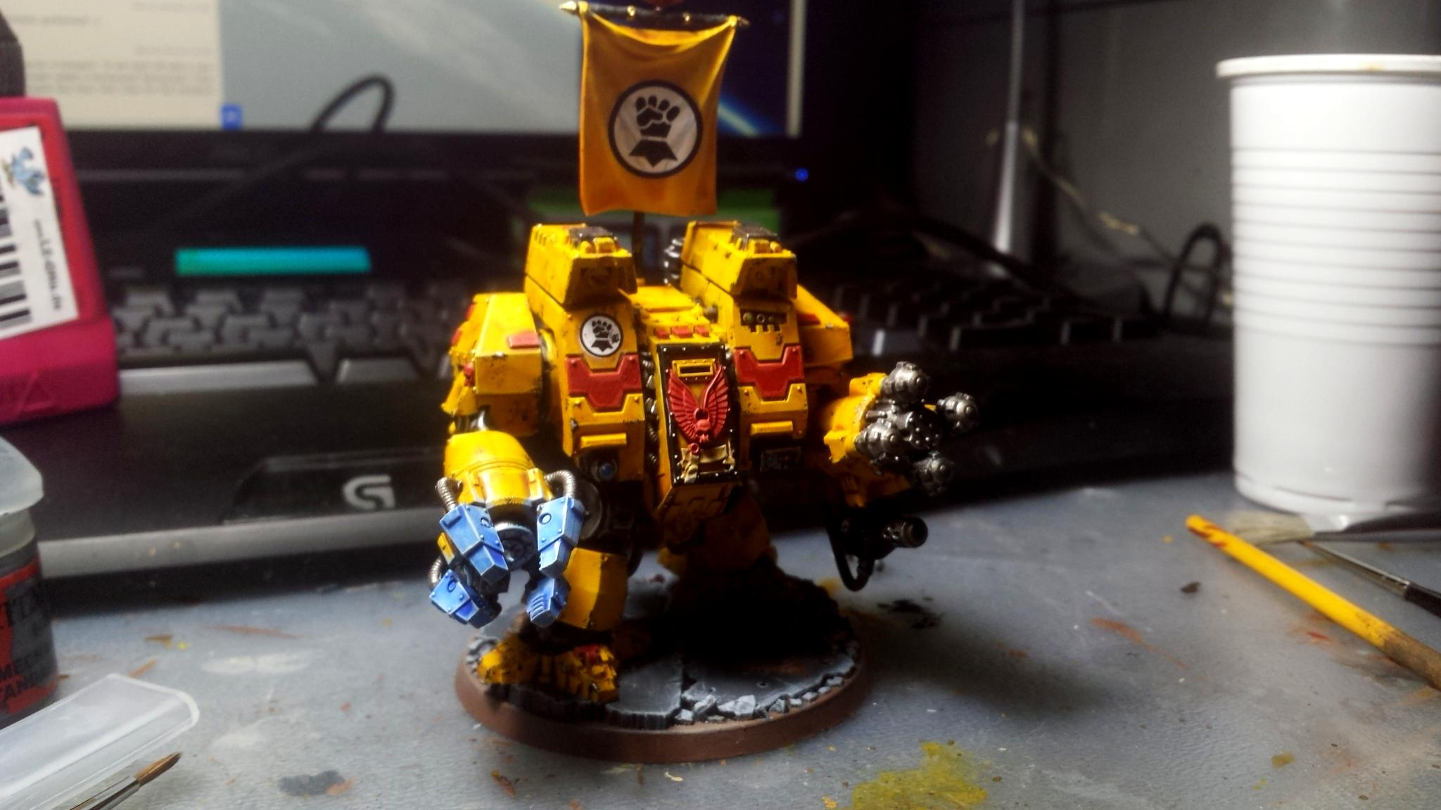 Imperial Fists, Ironclad