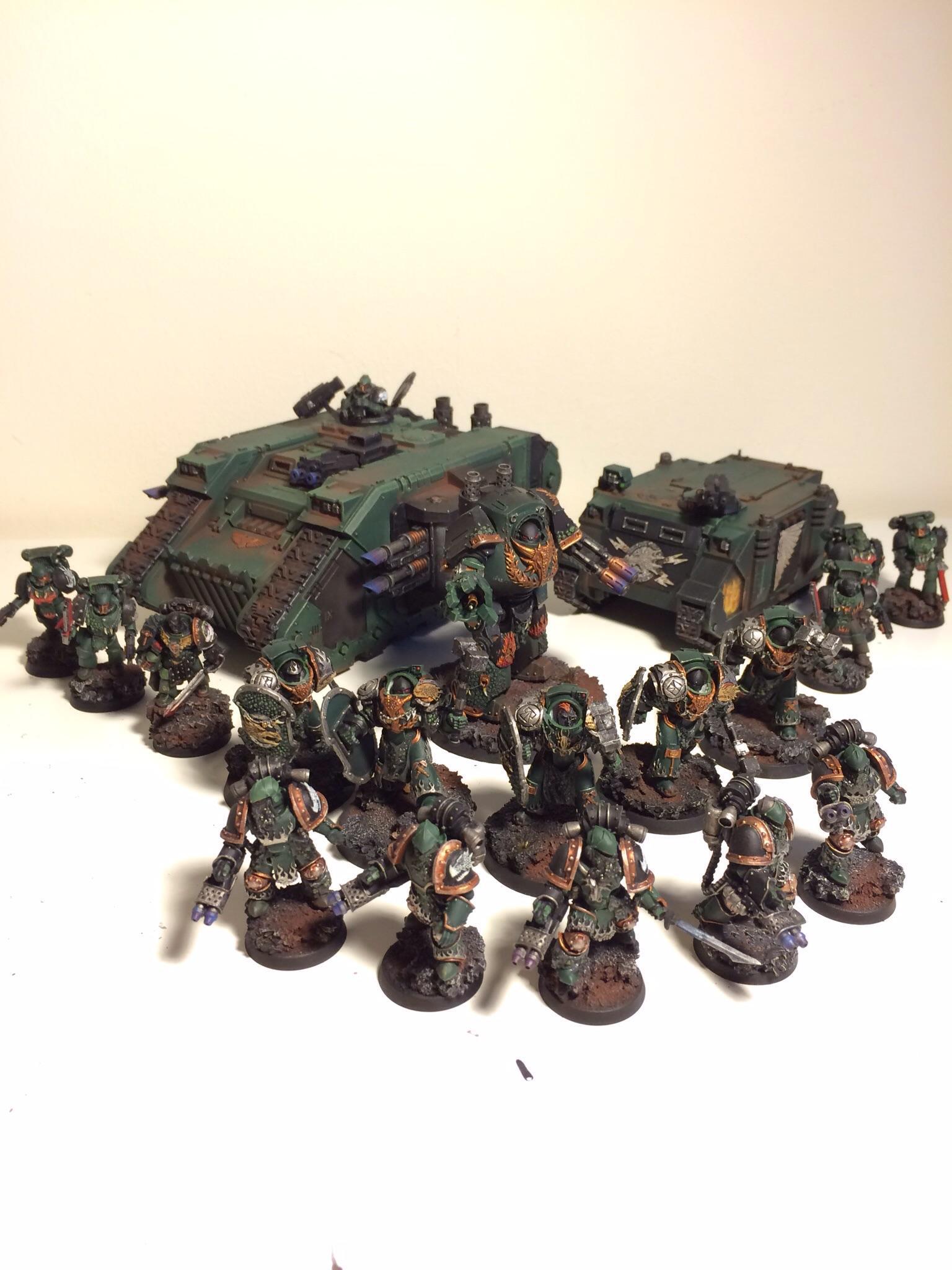 Firedrakes, Forge World, Horus Heresy, Primarch, Pyroclasts, Salamanders, Vulkan, Warhammer 40,000