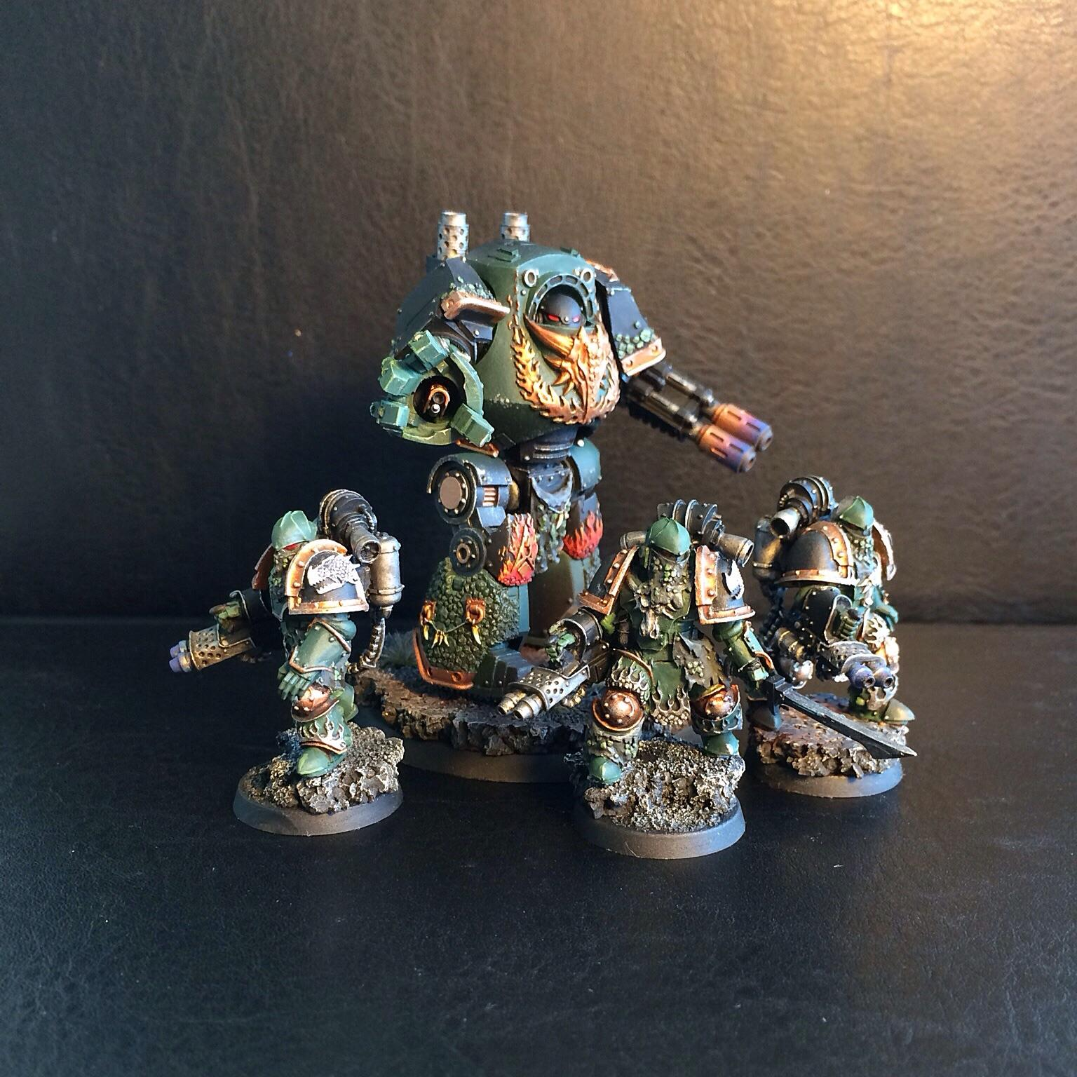 Firedrakes, Forge World, Horus Heresy, Primarch, Pyroclasts, Salamanders, Vulkan, Warhammer 40,000