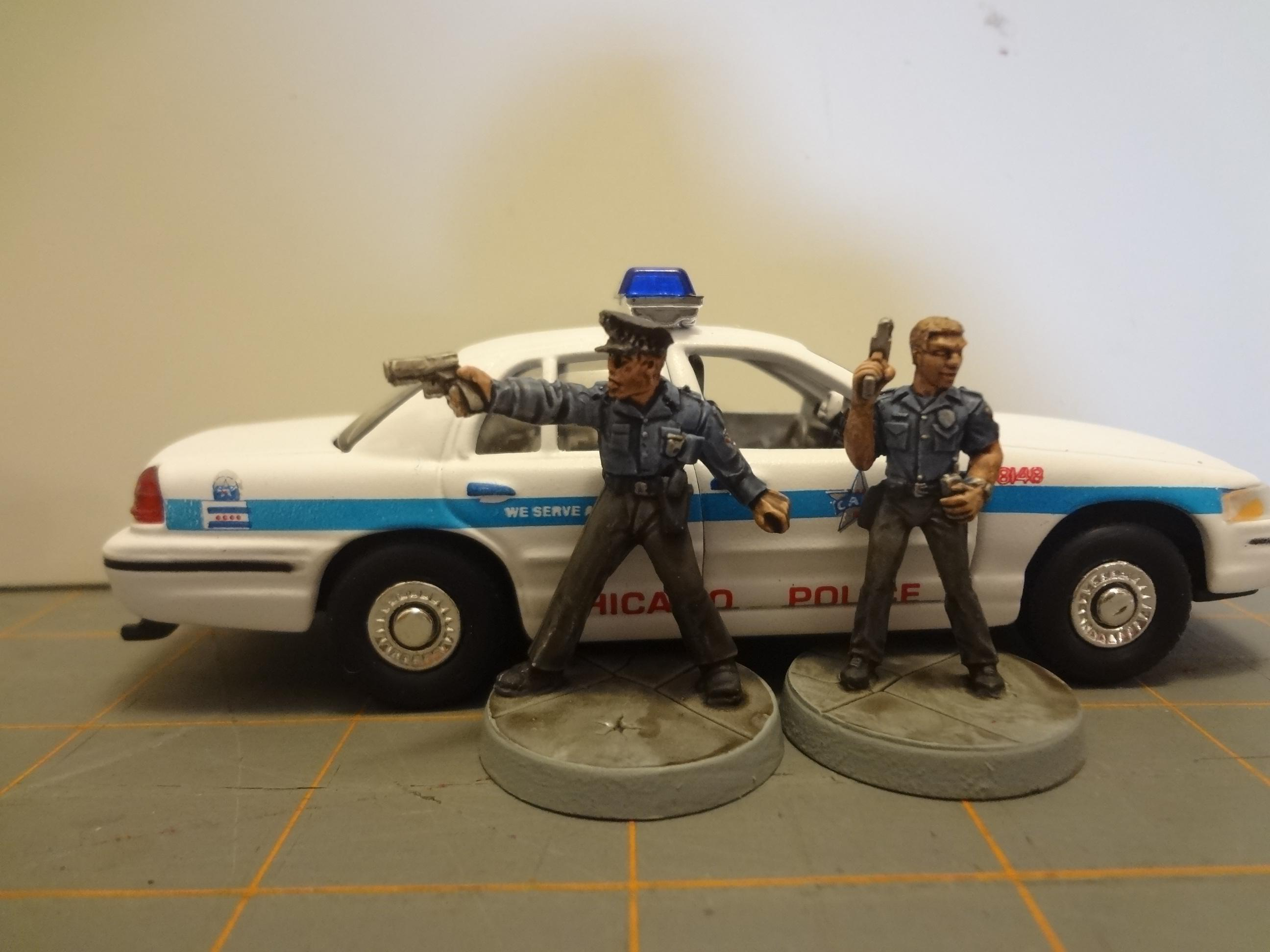 Chicago, Police, Tactical, West Wind