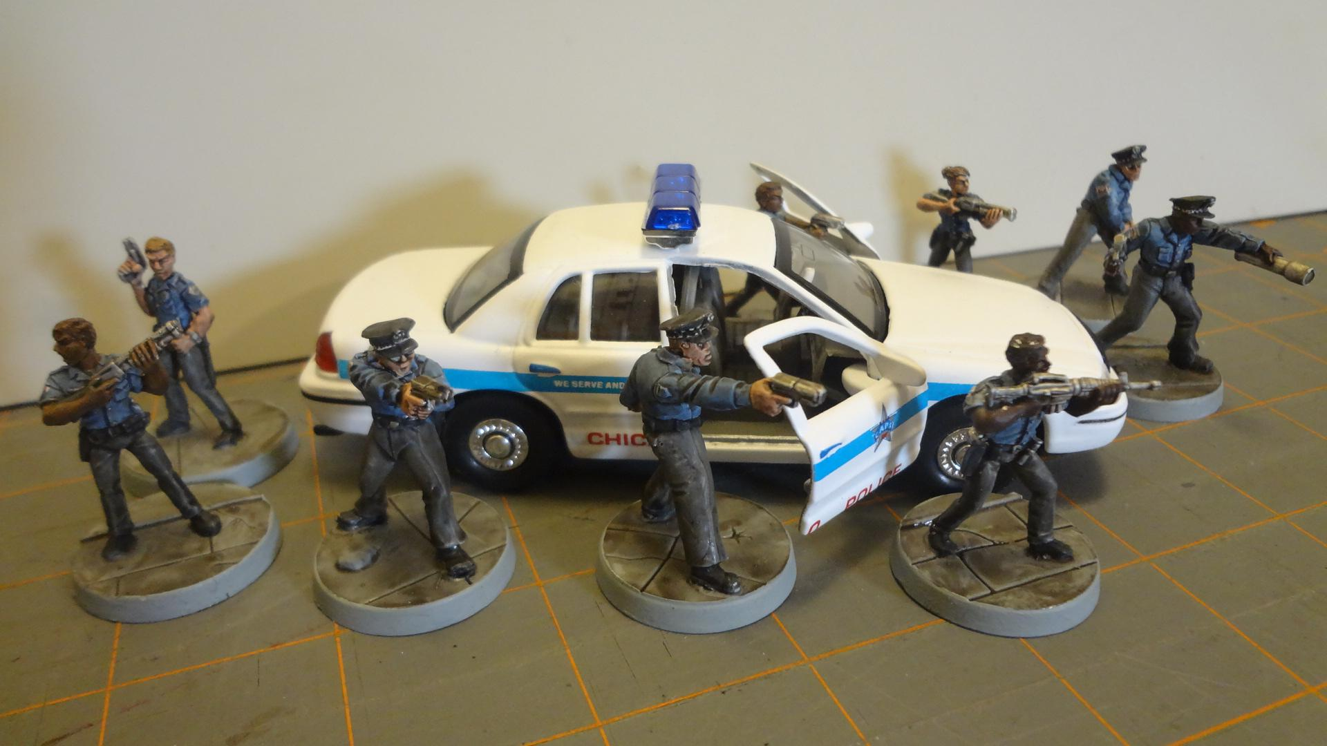 Chicago, Cops, Police, Tactical, West Wind