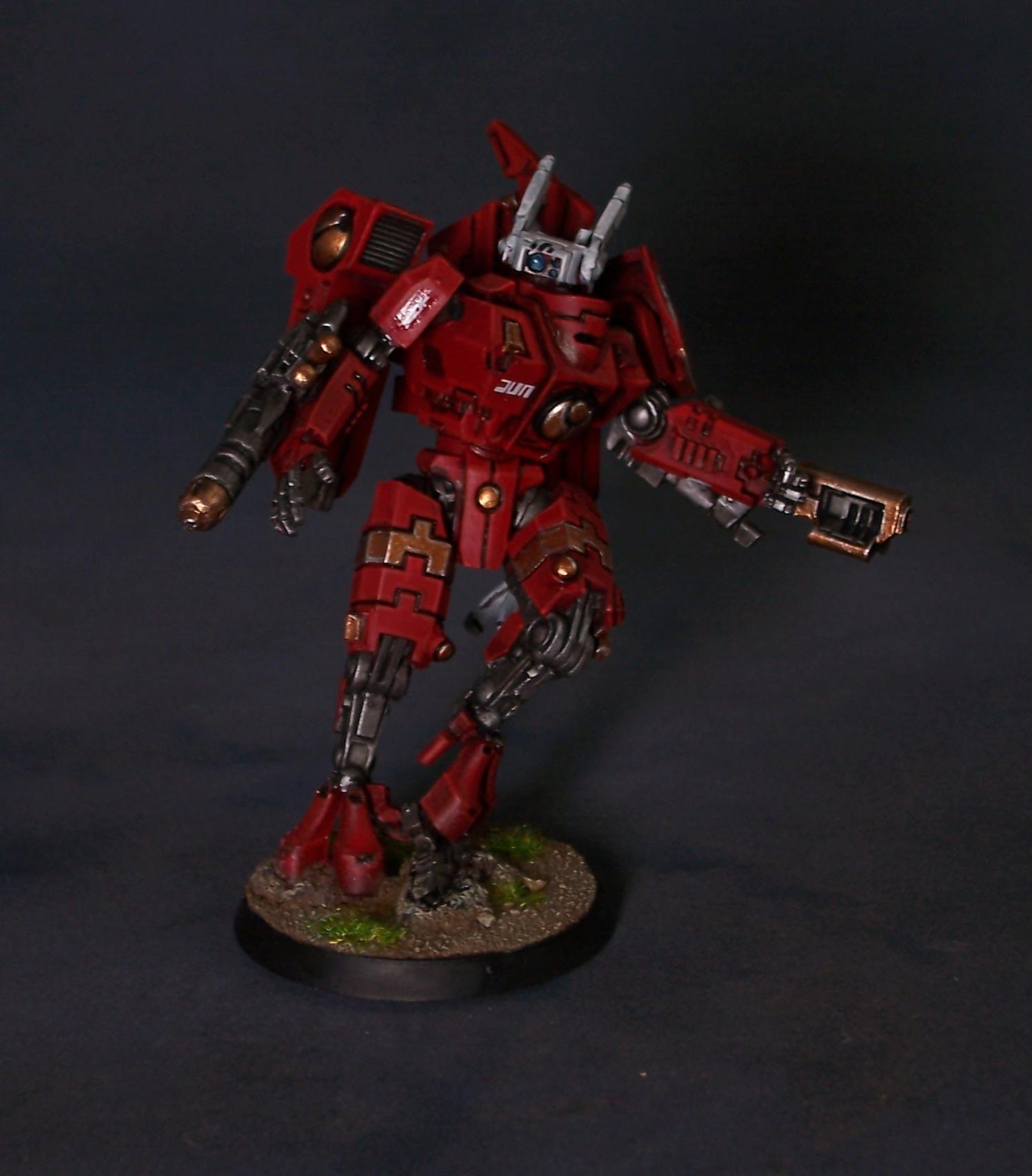 Battlesuit, Enclave, Tau, Warhammer 40,000