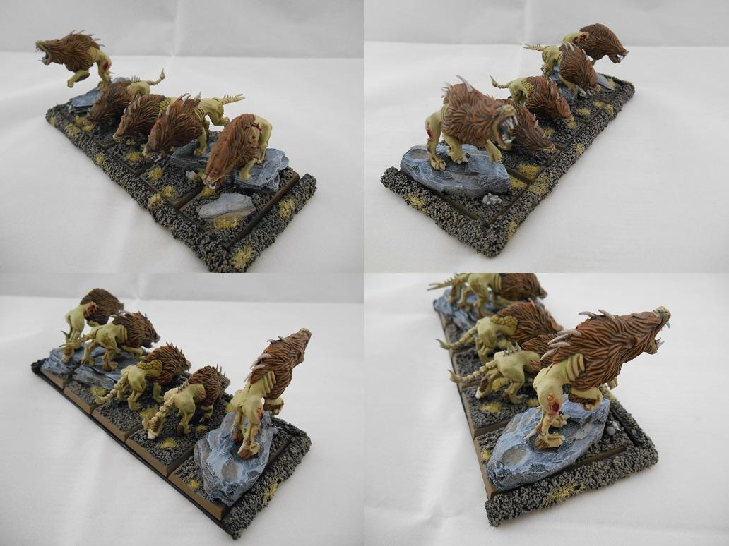 Nurgle, Warhound, Warriors Of Chaos