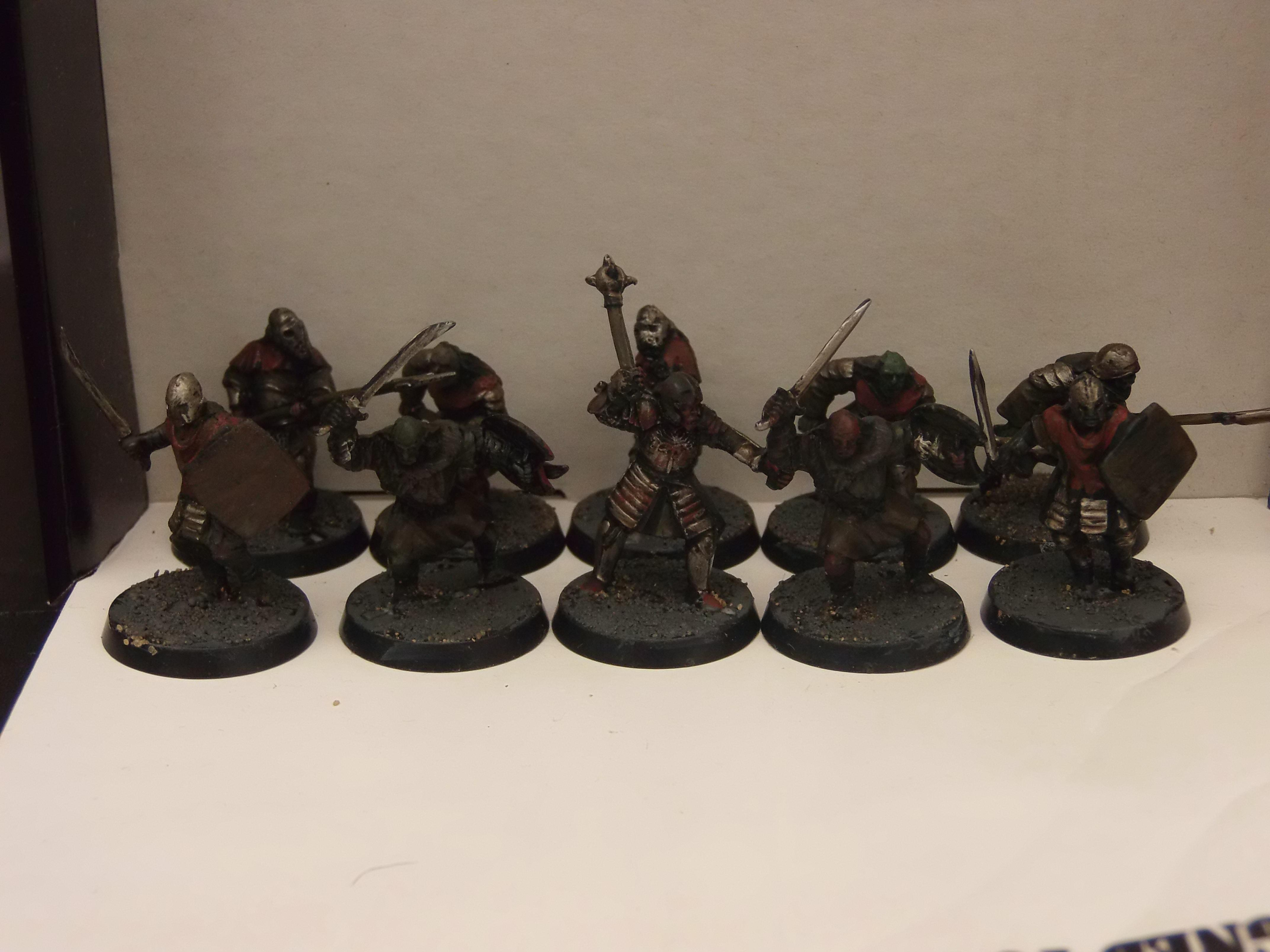 Lord Of The Rings, Orc Warband 1