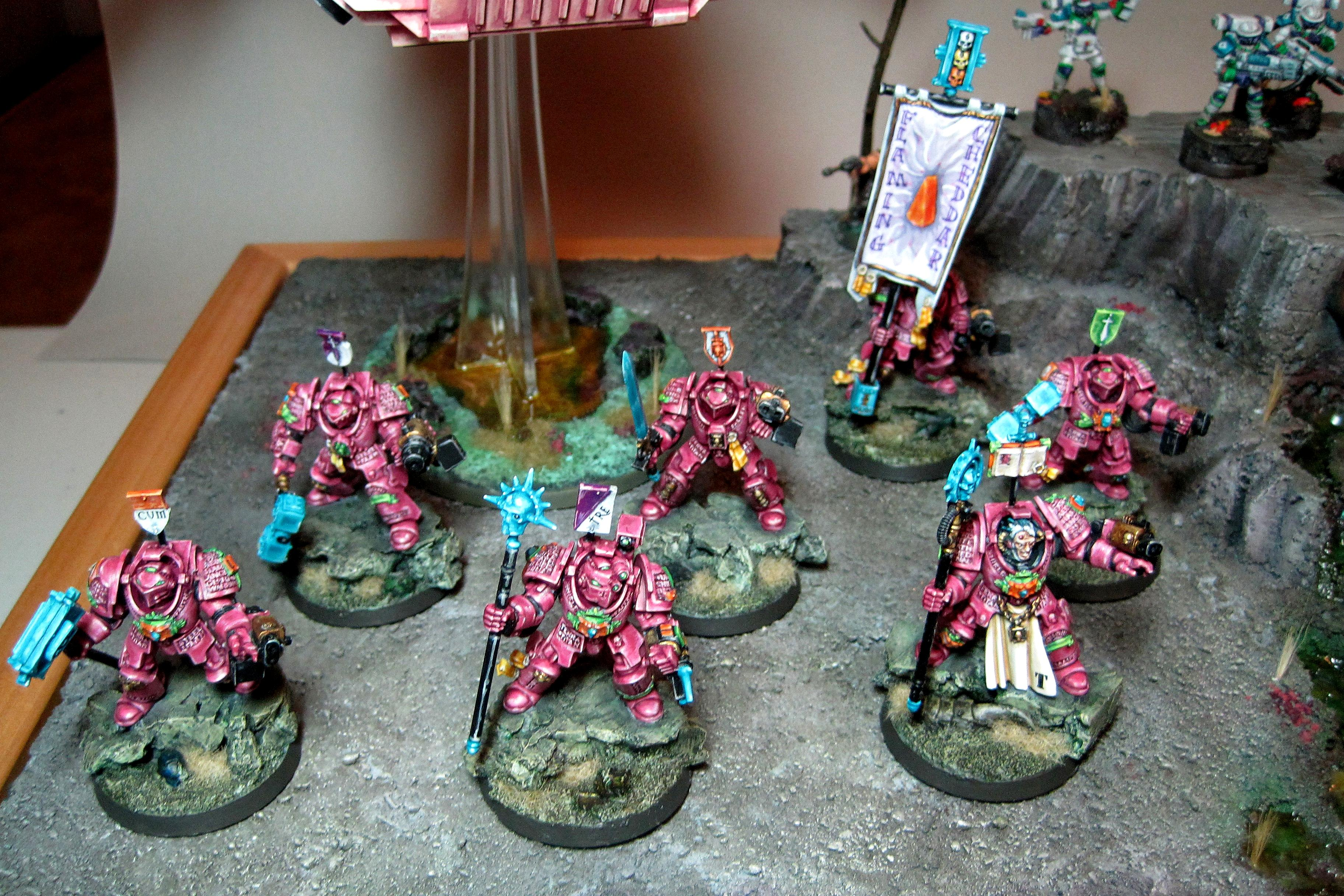 Grand Tournament, Grey Knights, Inducted Guard, Inquisitor, Mechanicon 2014, Warhammer 40,000