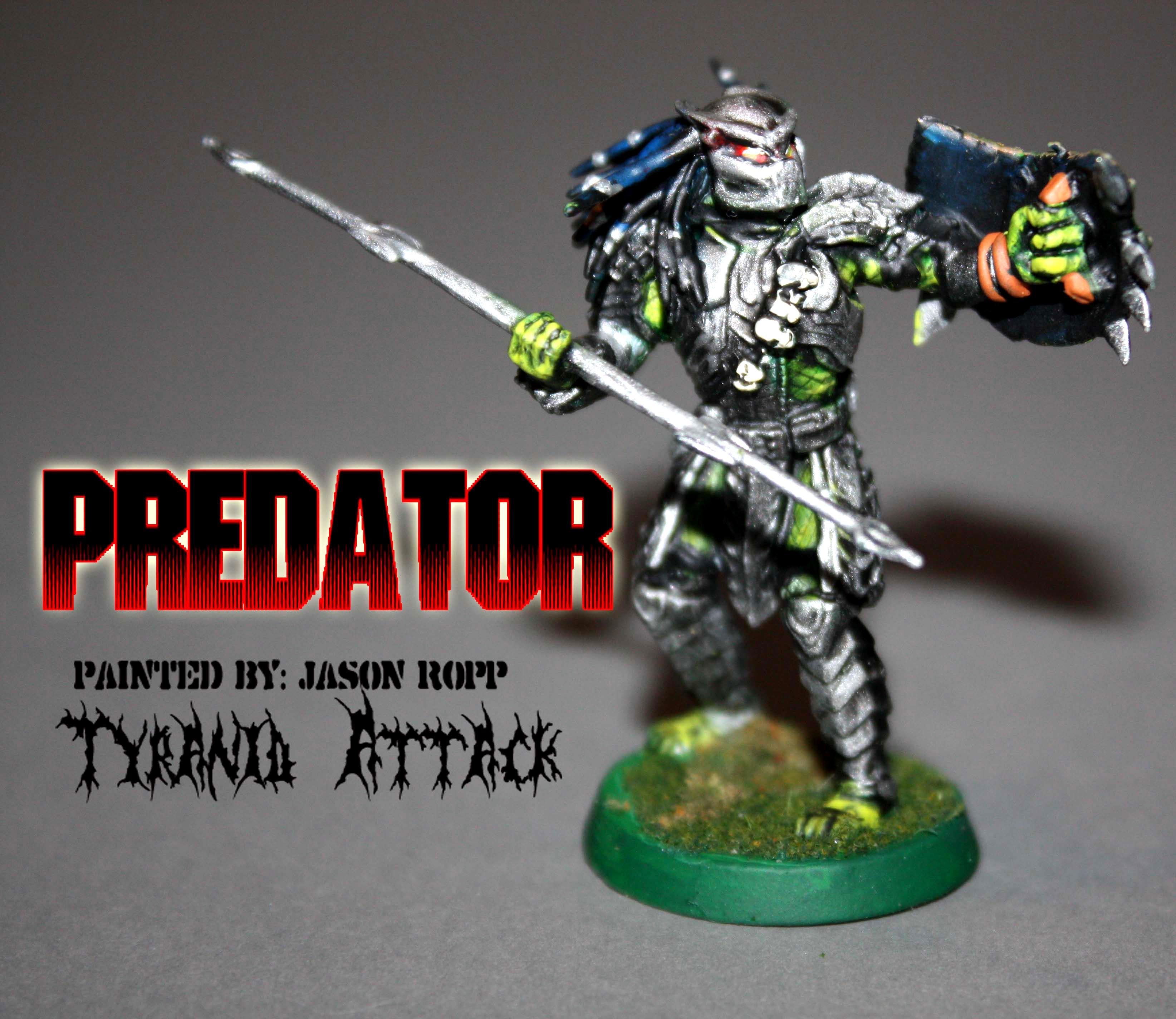Aliens, Avp, Game, Heroclix, Miniature, Predator, Tyranid Attack, Vs