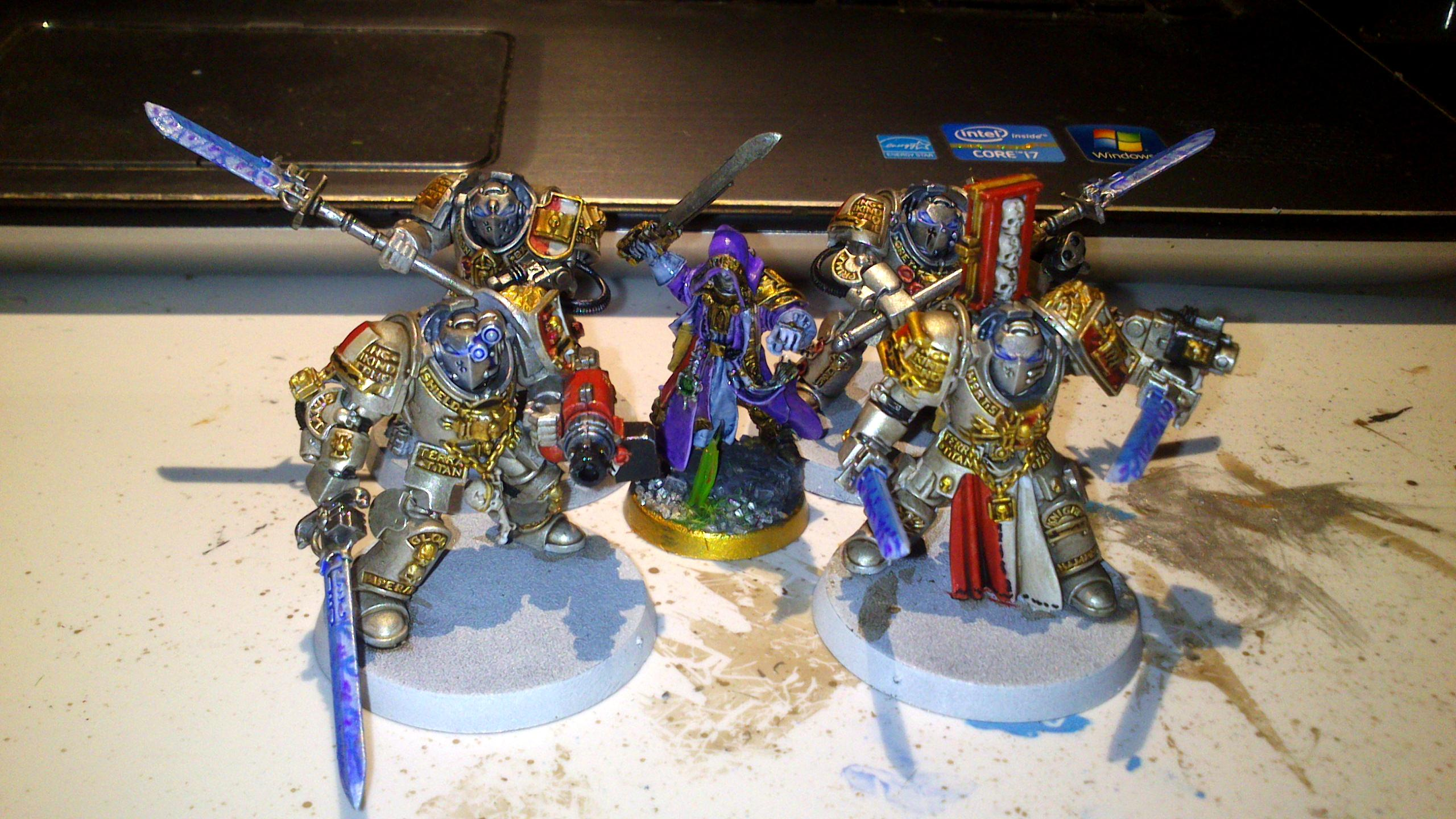 Damocles, Grey Knights, Inquisition, Inquisitor, Paladins, Rhino