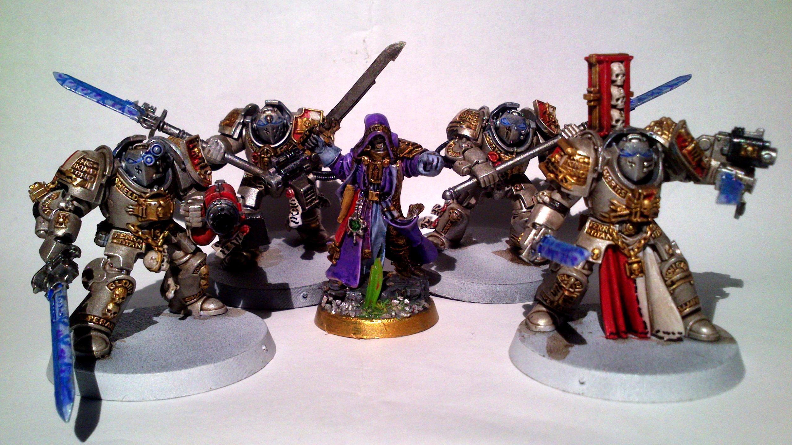 Damocles, Grey Knights, Inquisition, Inquisitor, Paladins, Rhino