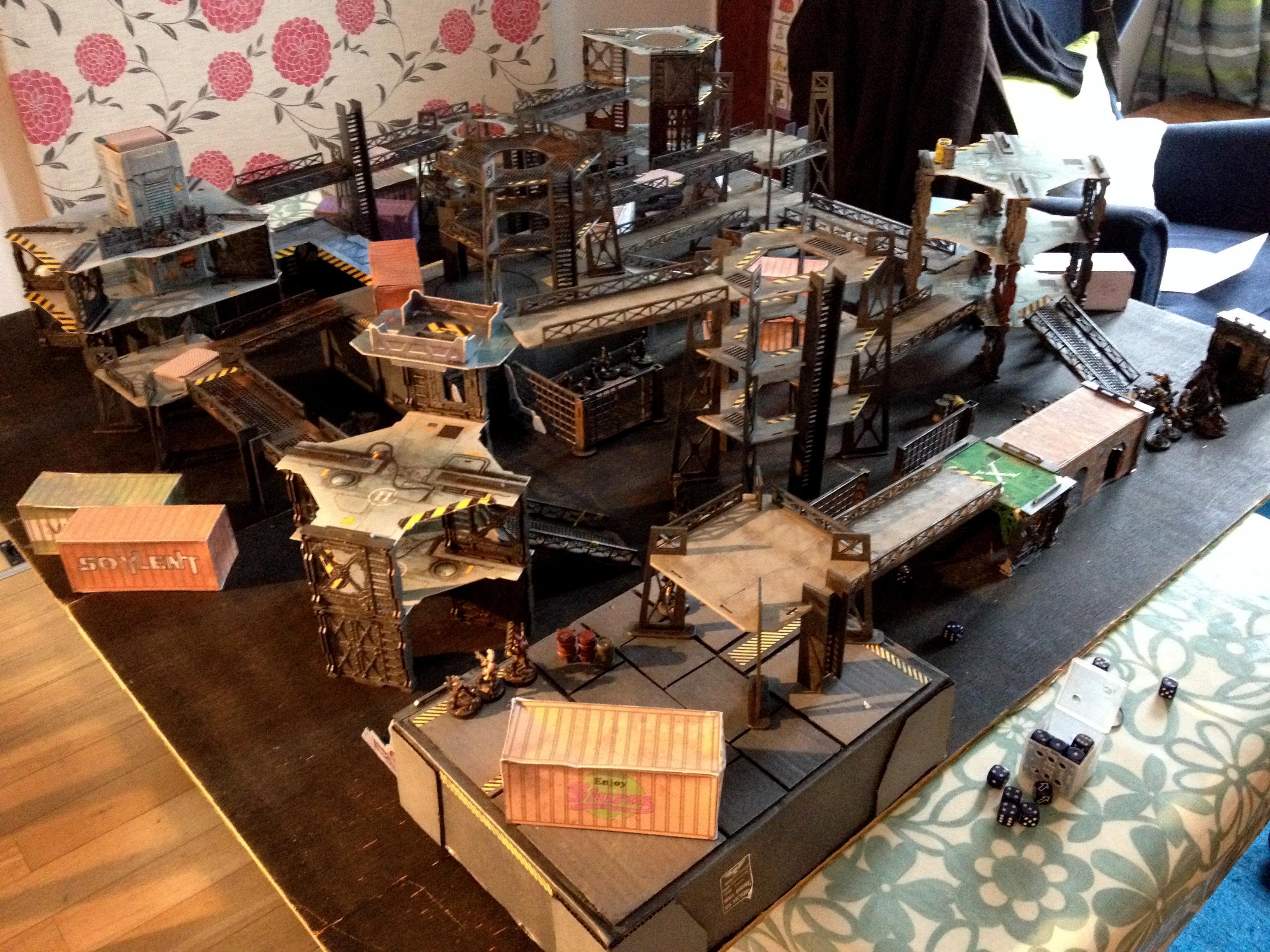 Escher, Necromunda, Orlock, Zombie