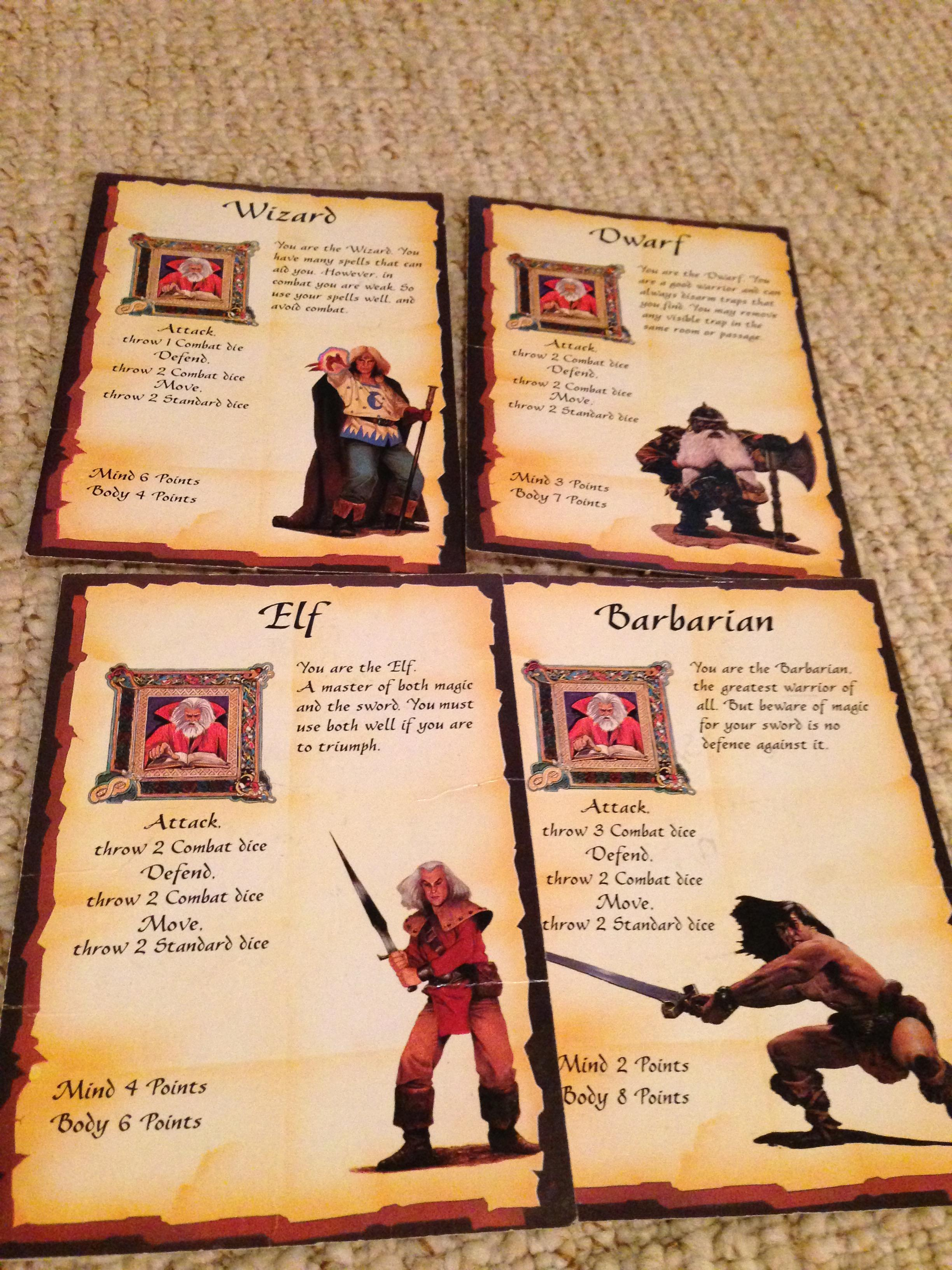 Barbarian, Dwarves, Elves, Game, Games Workshop, Gargoyle, Heroquest, Kellar, Keller, Ogres, Quest, Tabletop, Warhammer Fantasy, Witch Lord, Wizard