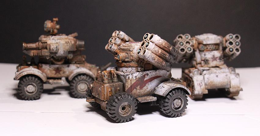 Buggy, Conversion, Cool Design... I Might End Up Copiing Them.., Orks, Rokkit, Soviet