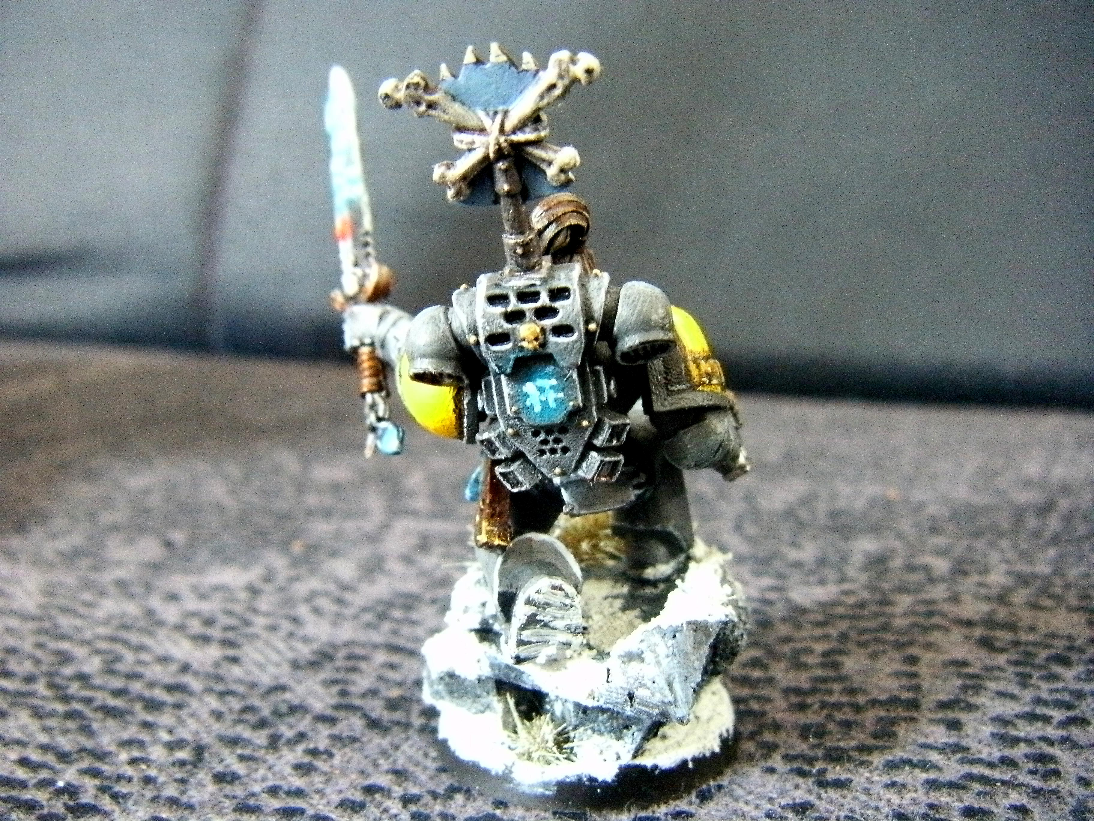 Space Wolves, Wolf Guard