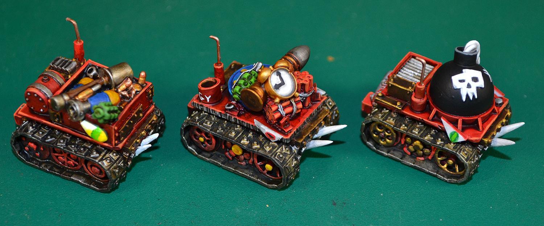 Bad Moons, Bomb Squigs, Kromlech, Orks, Warhammer 40,000